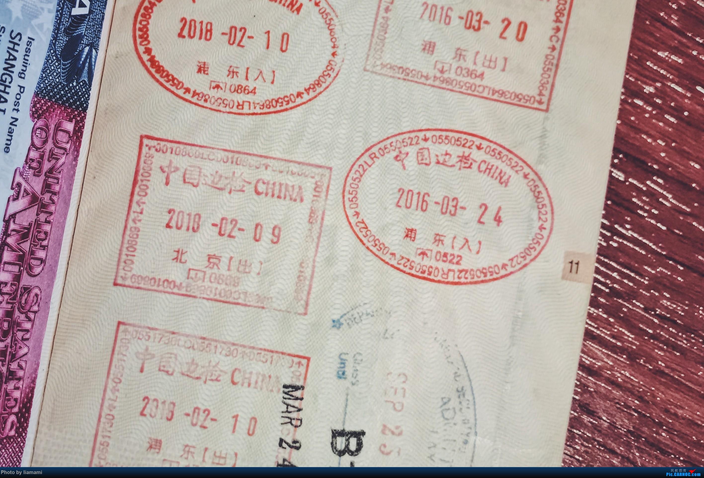 [原创]LIAM壮游录:2018春节东航新773旗舰商务舱上海-洛杉矶-拉斯维加斯-墨西哥之旅(附加洛杉矶开飞机自己当飞行员)
