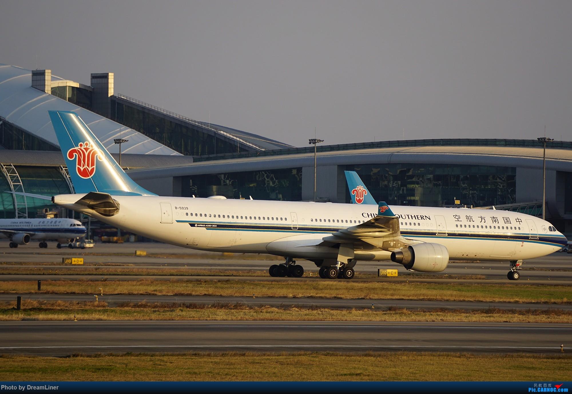 Re:[原创]17年暑假和今年寒假的ZGGG拍机成果 AIRBUS A330-300 B-5939 中国广州白云国际机场