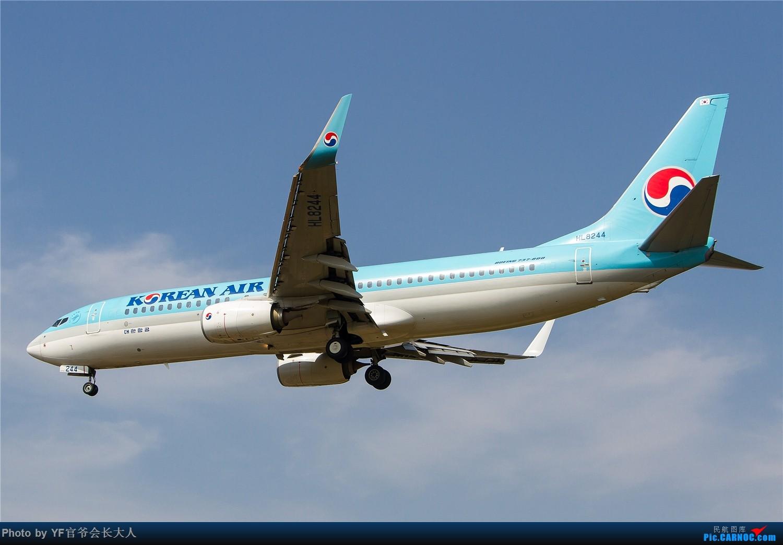 Re:[原创]【ZYTX】用100张图告别我的第二故乡——沈阳 BOEING 737-800 HL8244 中国沈阳桃仙国际机场