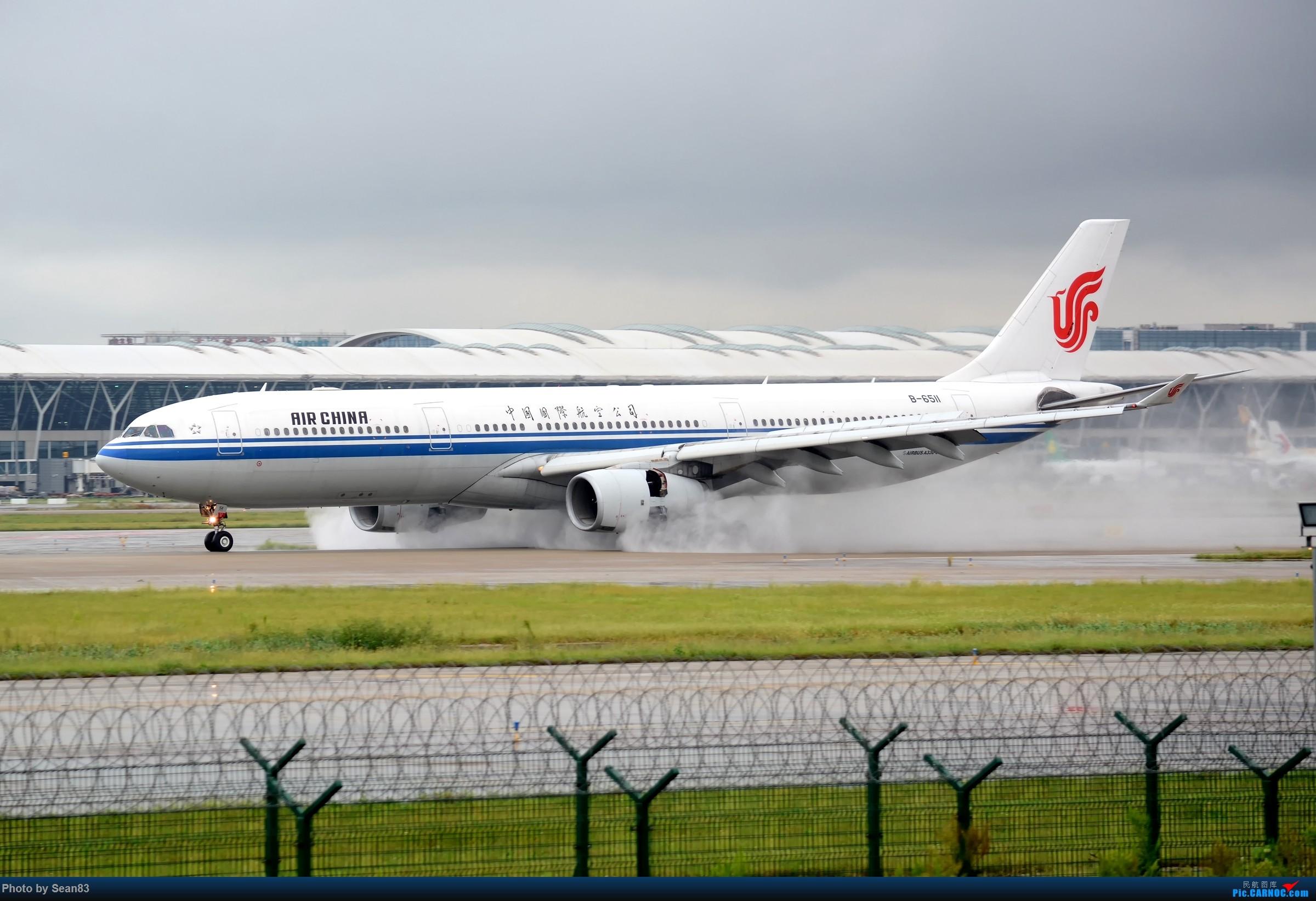 Re:[原创]尊老爱幼,海纳百川是中华民族的传统美德 AIRBUS A330-300 B-6511 中国上海浦东国际机场