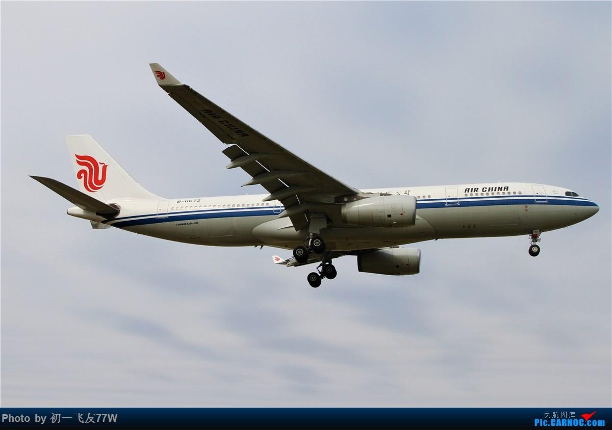 Re:[原创]【多图党】第五次去团结村了,试试新拍法 AIRBUS A330-200 B-6072