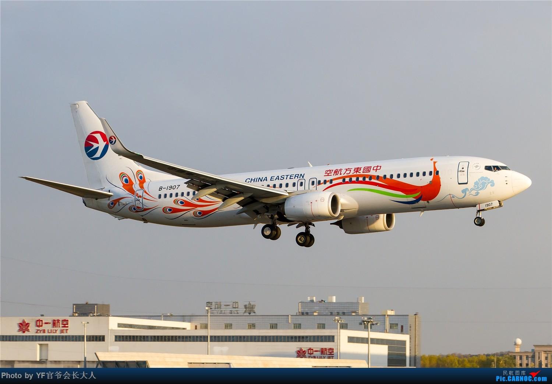 Re:[原创]【ZYTX】用100张图告别我的第二故乡——沈阳 BOEING 737-800 B-1907 中国沈阳桃仙国际机场