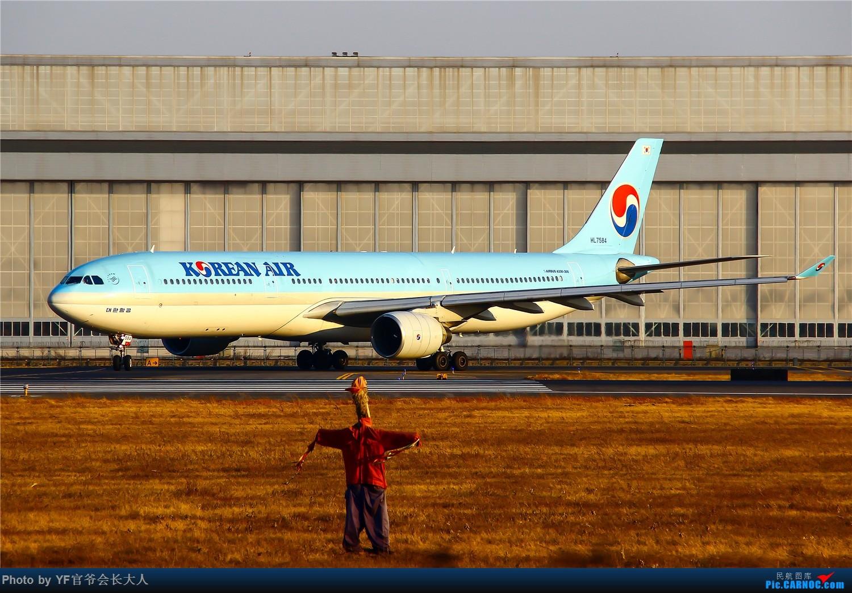 Re:[原创]【ZYTX】用100张图告别我的第二故乡——沈阳 AIRBUS A330-300 HL7584 中国沈阳桃仙国际机场