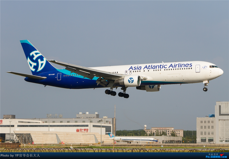 Re:[原创]【ZYTX】用100张图告别我的第二故乡——沈阳 BOEING 767-300ER HS-AAB 中国沈阳桃仙国际机场
