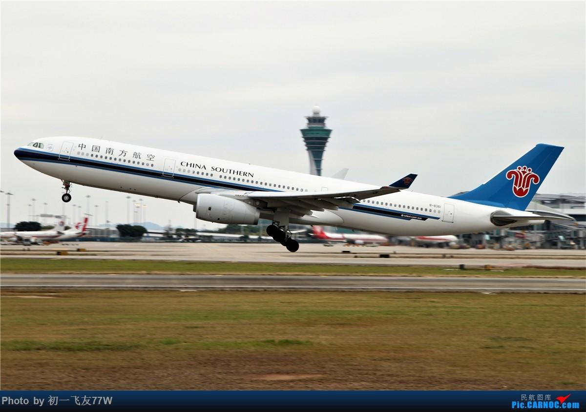 Re:[原创]【多图党】第五次去团结村了,试试新拍法(2) AIRBUS A330-300 B-8361