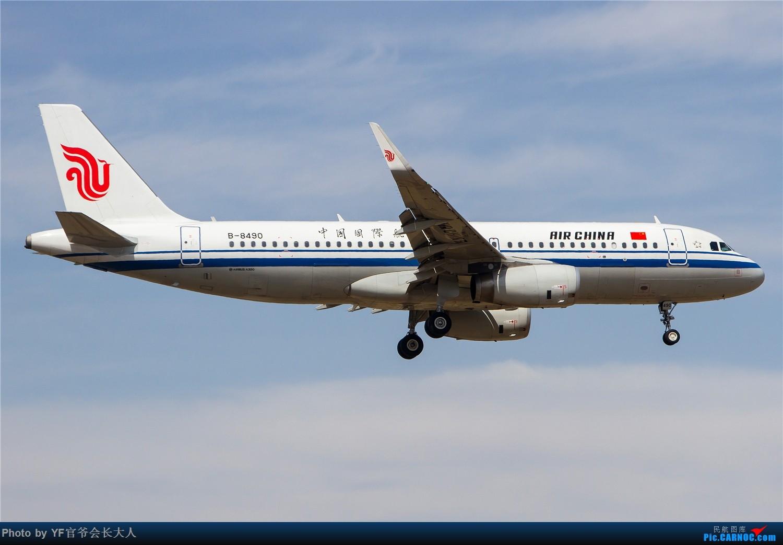 Re:[原创]【ZYTX】用100张图告别我的第二故乡——沈阳 AIRBUS A320-200 B-8490 中国沈阳桃仙国际机场
