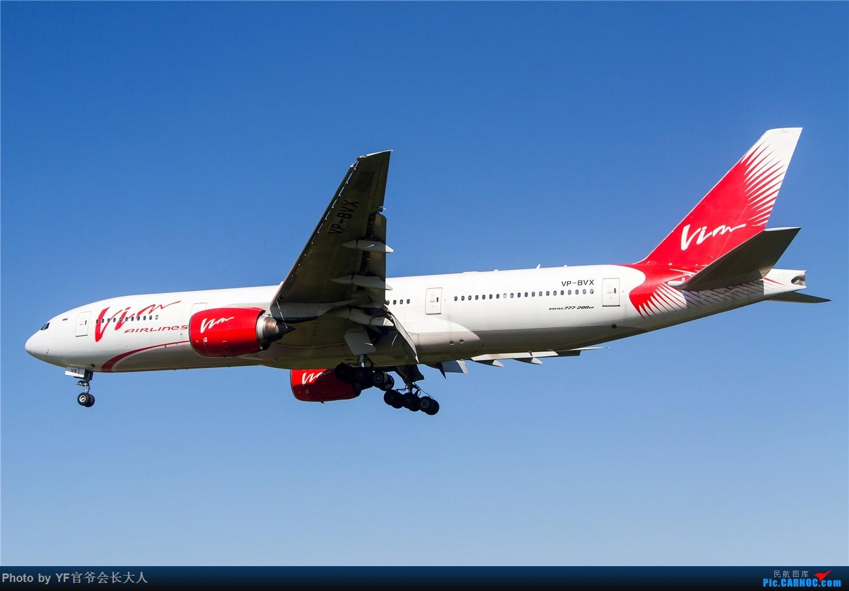 Re:[原创]【ZYTX】用100张图告别我的第二故乡——沈阳 BOEING 777-200ER VP-BVX 中国沈阳桃仙国际机场