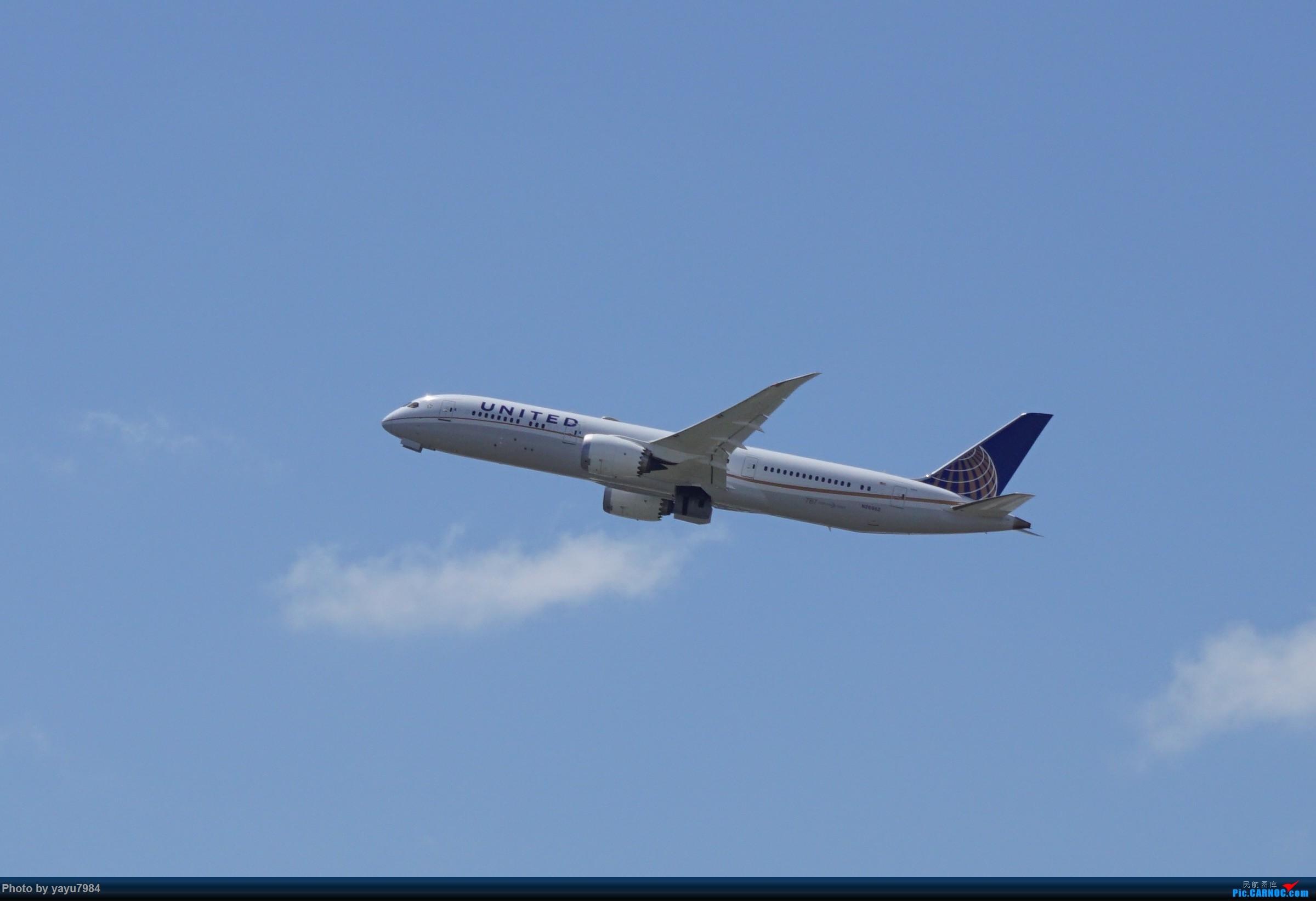 Re:[SYD] 停车楼顶看宽体 BOEING 787-9 N26952 澳大利亚悉尼金斯福德·史密斯机场