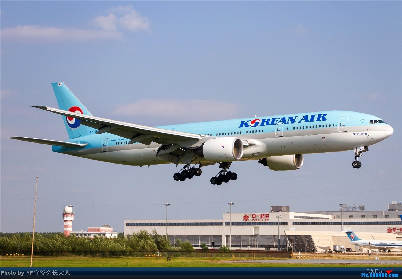 Re:[原创]【ZYTX】用100张图告别我的第二故乡——沈阳 BOEING 777-200ER HL7721 中国沈阳桃仙国际机场