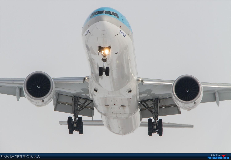 Re:[原创]【ZYTX】用100张图告别我的第二故乡——沈阳 BOEING 777-300ER HL8006 中国沈阳桃仙国际机场