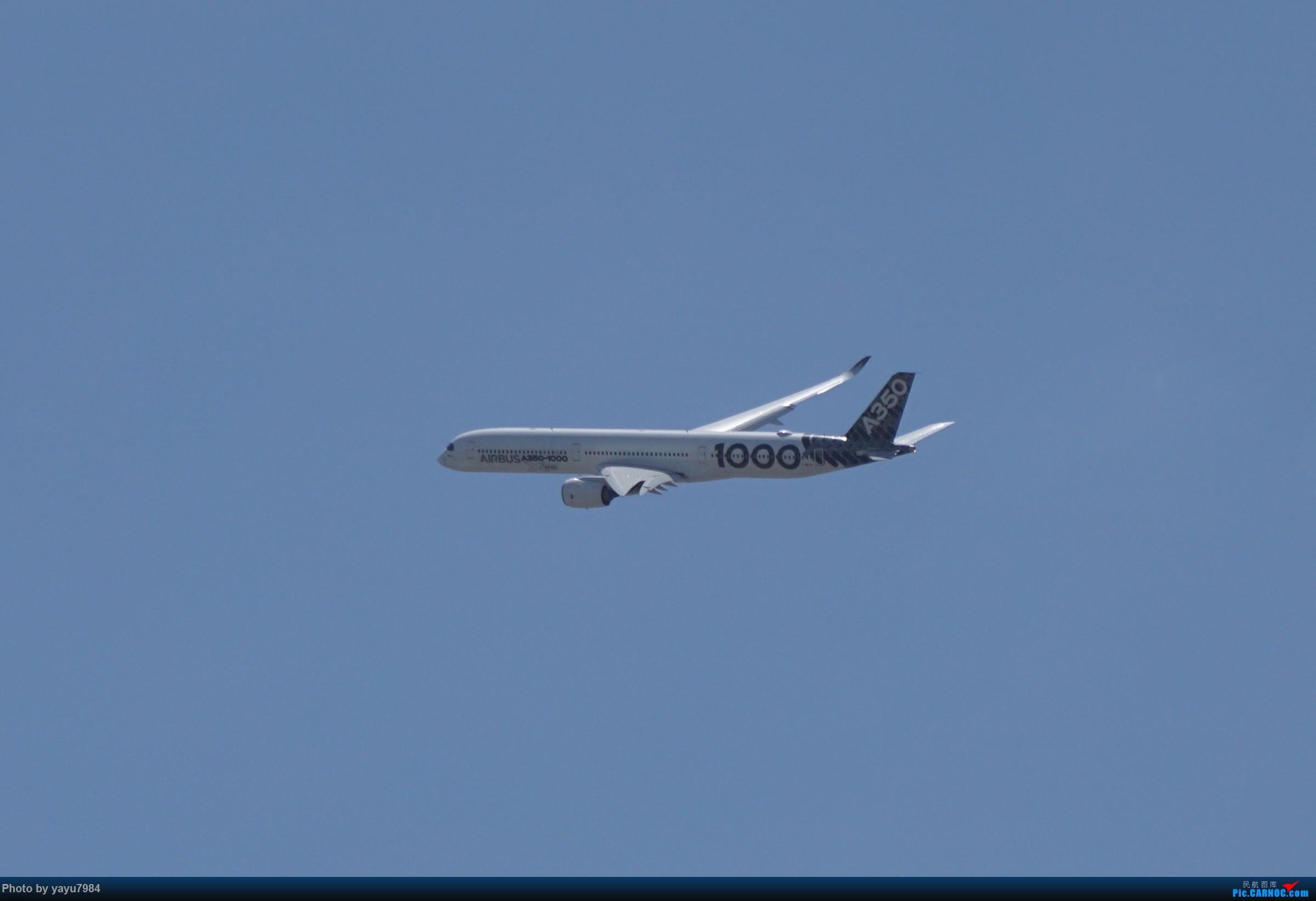 Re:[原创][SYD] 停车楼顶看宽体 AIRBUS A350-1000 F-WLXV 澳大利亚悉尼金斯福德·史密斯机场
