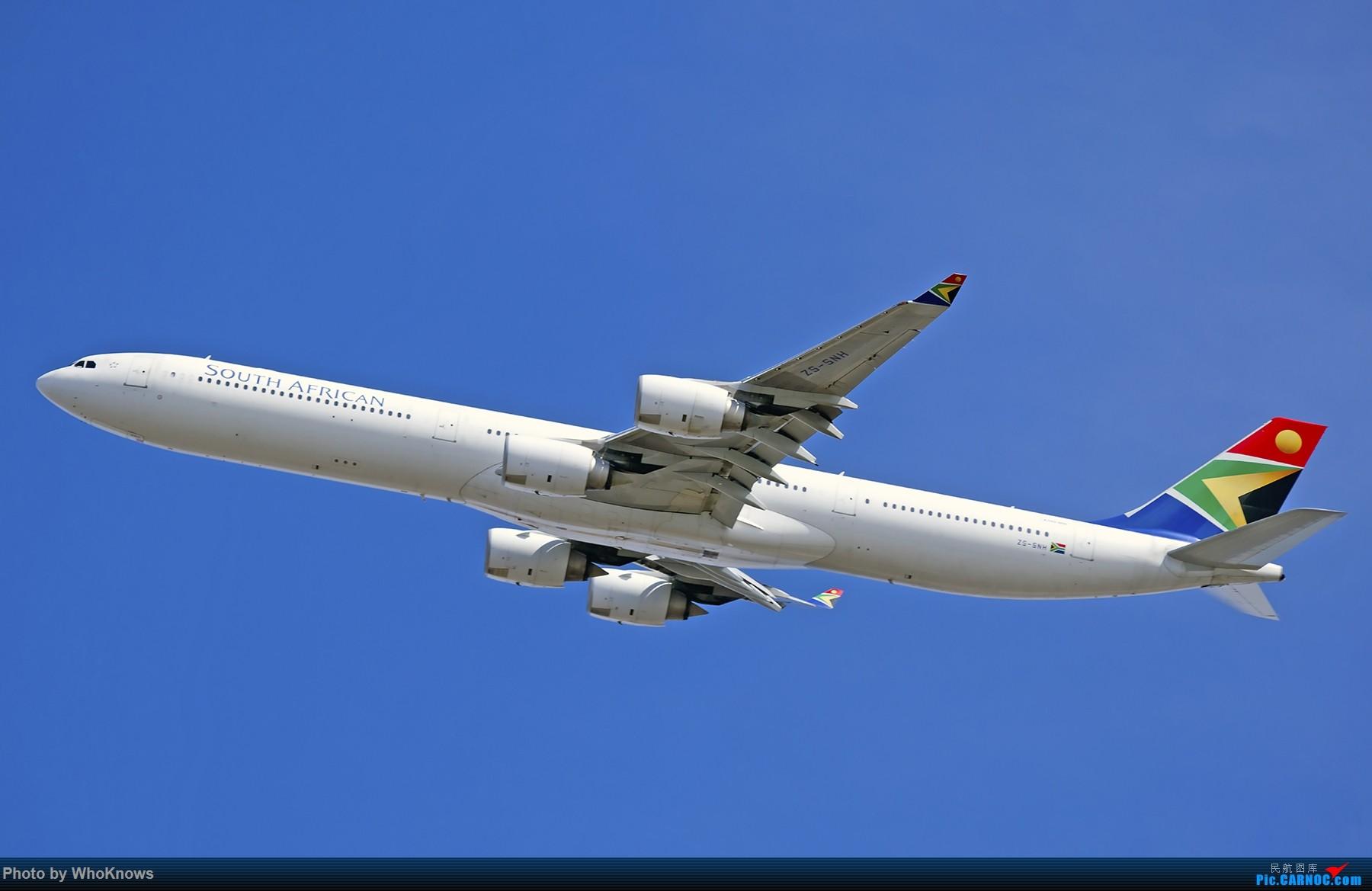 Re:[原创]JFK雪过天晴 AIRBUS A340-600 ZS-SNH 美国纽约约翰·菲茨杰拉德·肯尼迪国际机场