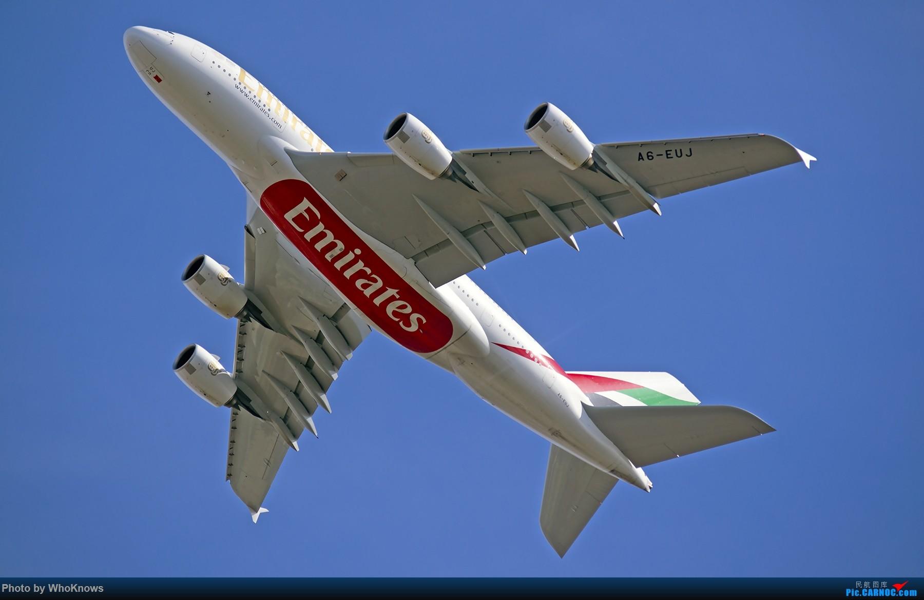 Re:[原创]JFK雪过天晴 AIRBUS A380-800 A6-EUJ 美国纽约约翰·菲茨杰拉德·肯尼迪国际机场