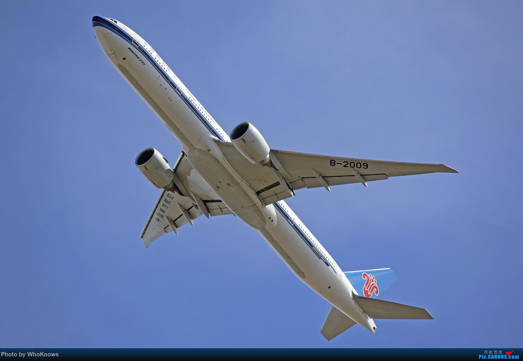 Re:[原创]JFK雪过天晴 BOEING 777-300ER B-2009 美国纽约约翰·菲茨杰拉德·肯尼迪国际机场
