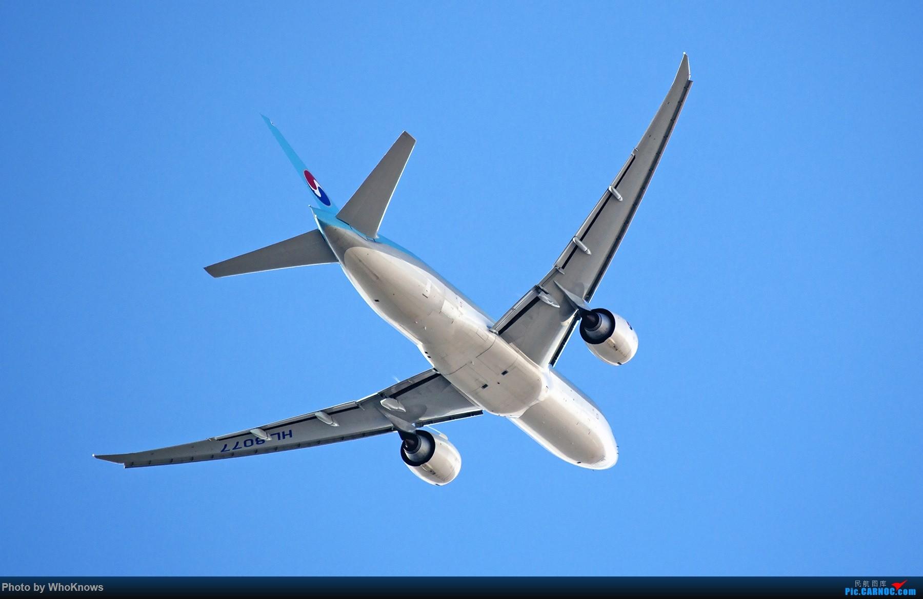 Re:[原创]JFK雪过天晴 BOEING 777-200 HL8077 美国纽约约翰·菲茨杰拉德·肯尼迪国际机场