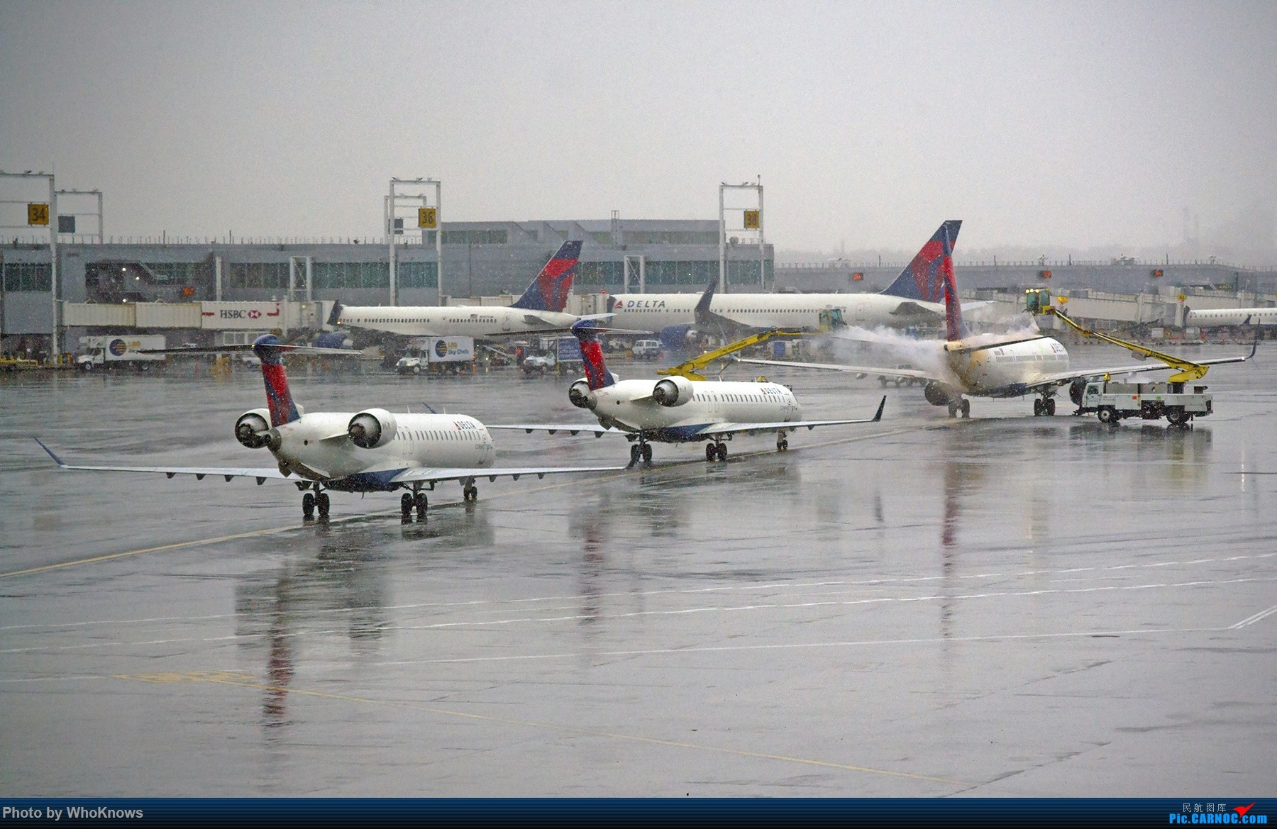 Re:[原创]JFK雪过天晴    美国纽约约翰·菲茨杰拉德·肯尼迪国际机场
