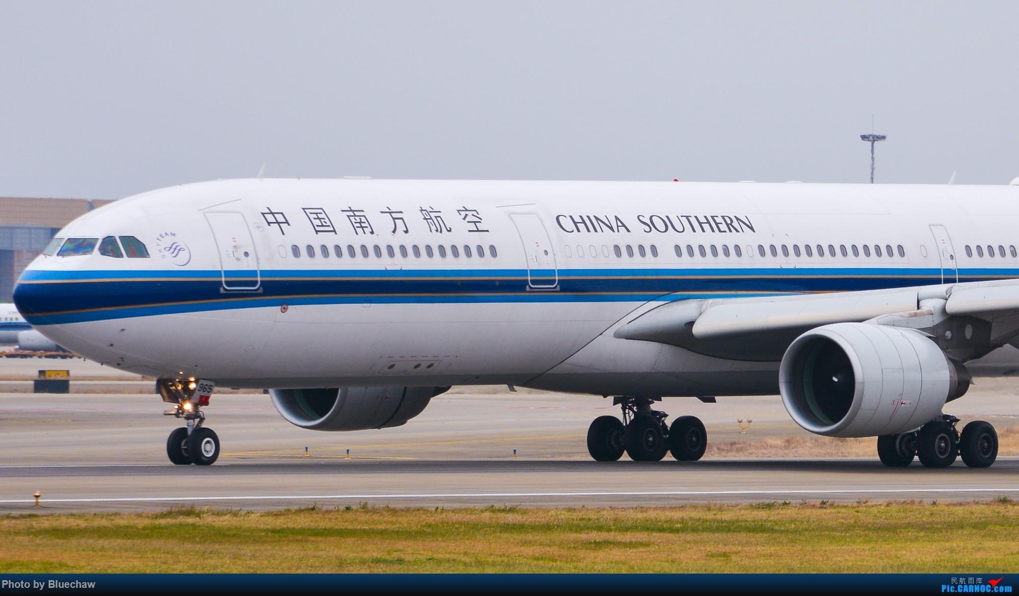 Re:[原创]新人第二贴,白云烂天拍机 AIRBUS A330-300 B-5956 中国广州白云国际机场
