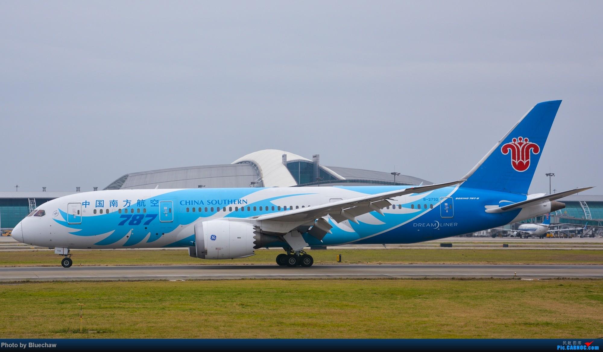 Re:[原创]新人第二贴,白云烂天拍机 BOEING 787-8 B-2732 中国广州白云国际机场
