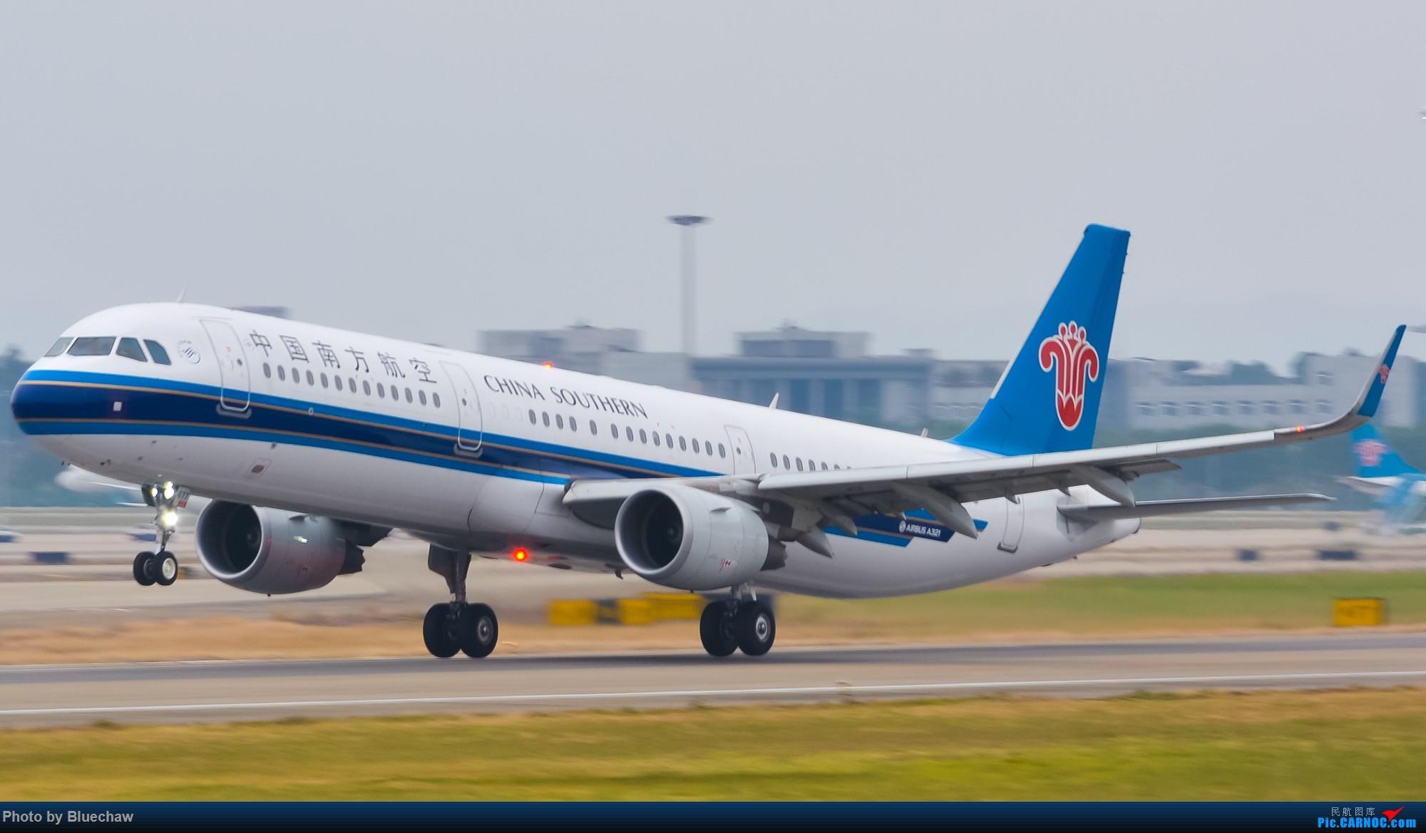 Re:[原创]新人第二贴,白云烂天拍机 AIRBUS A321-200 B-8677 中国广州白云国际机场