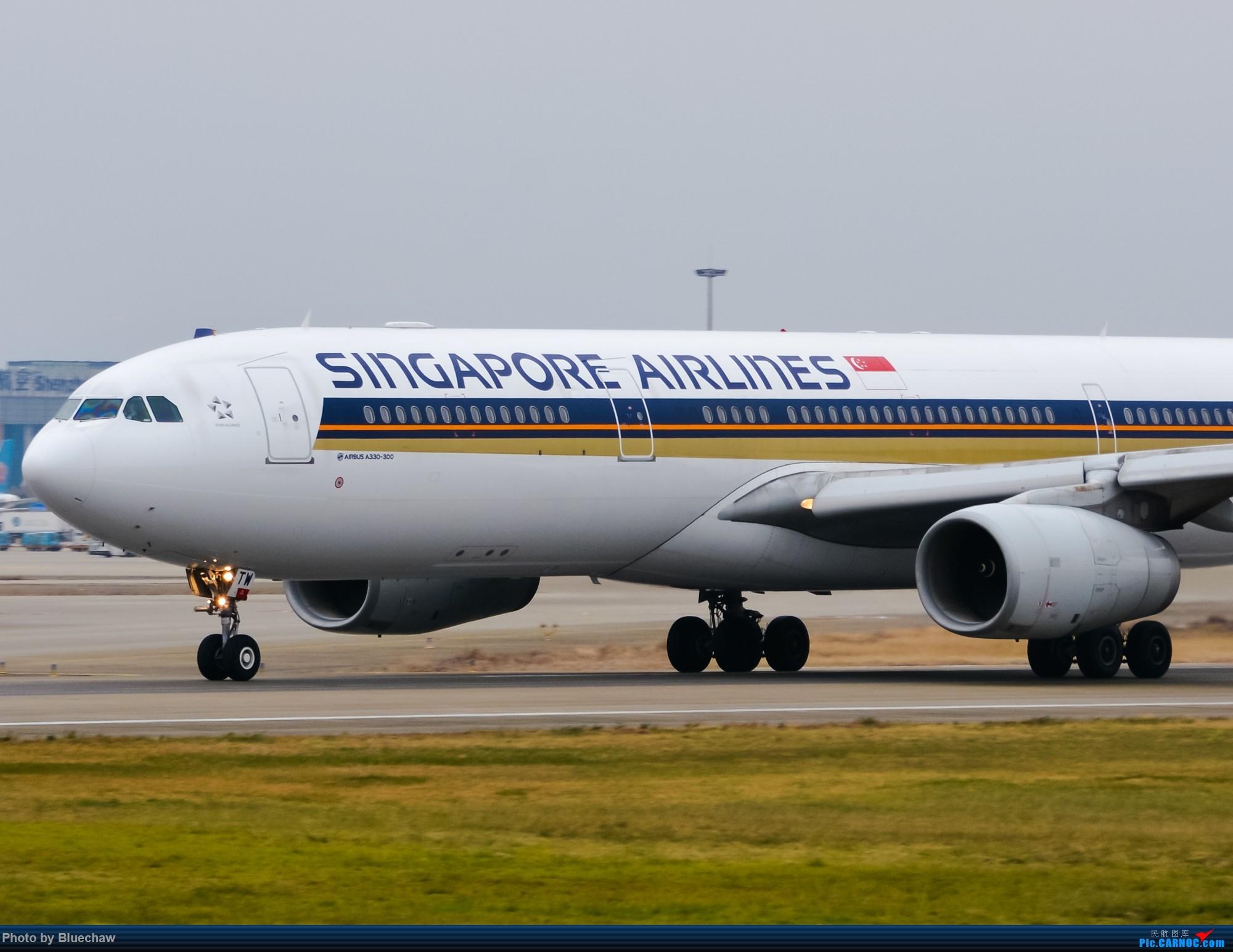 Re:[原创]新人第二贴,白云烂天拍机 AIRBUS A330-300 9V-STW 中国广州白云国际机场
