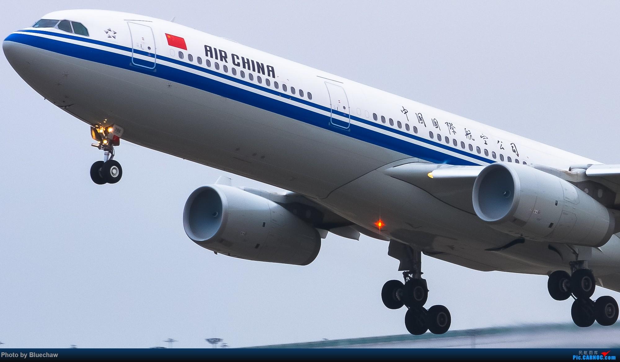 Re:[原创]新人第二贴,白云烂天拍机 AIRBUS A330-300 B-8386 中国广州白云国际机场