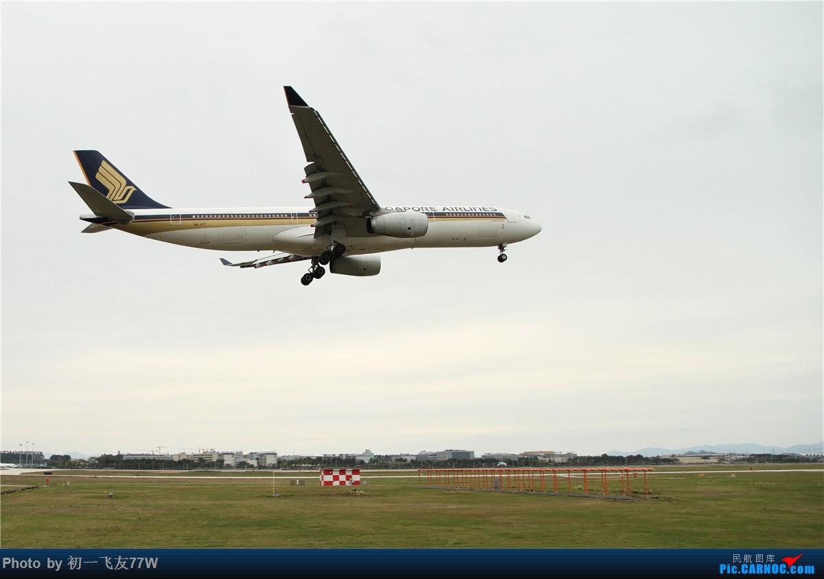 Re:[原创]【多图党】第五次去团结村了,试试新拍法 AIRBUS A330-300