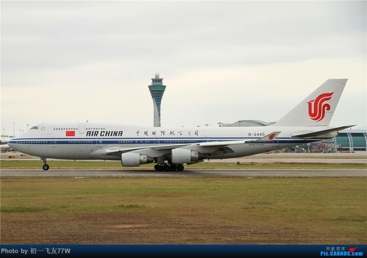 Re:[原创]【多图党】第五次去团结村了,试试新拍法 BOEING 747-400 B-2445