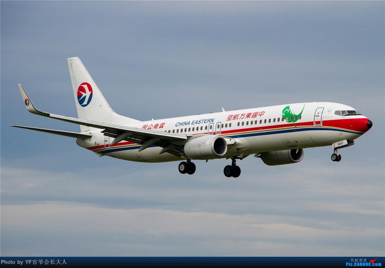 Re:[原创]【ZYTX】用100张图告别我的第二故乡——沈阳 BOEING 737-800 B-5647 中国沈阳桃仙国际机场