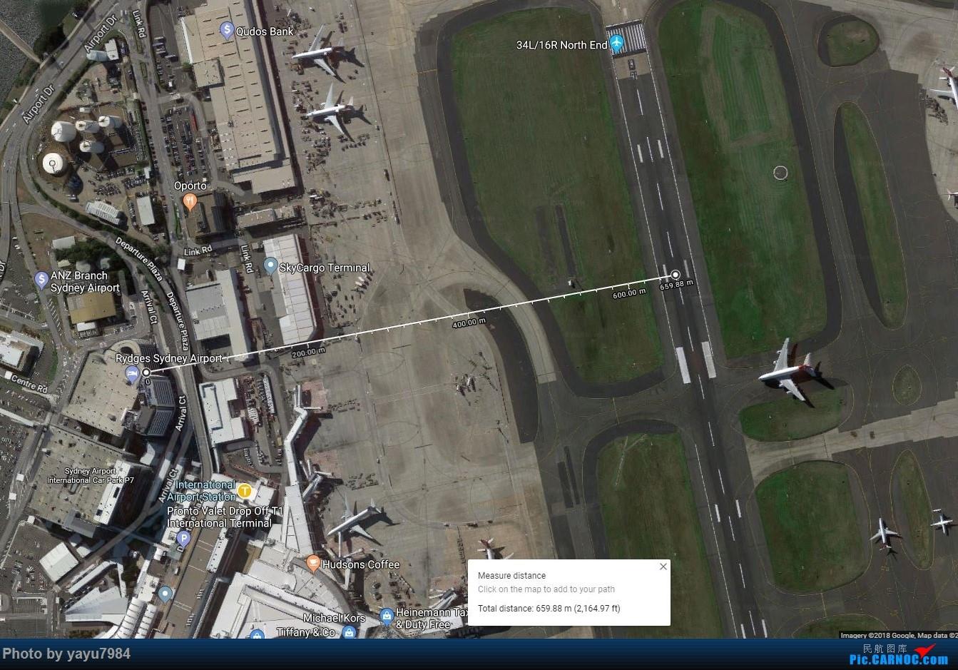 Re:Re:[原创][SYD] 停车楼顶看宽体 (已更新A350-1000测试机图片)    澳大利亚悉尼金斯福德·史密斯机场