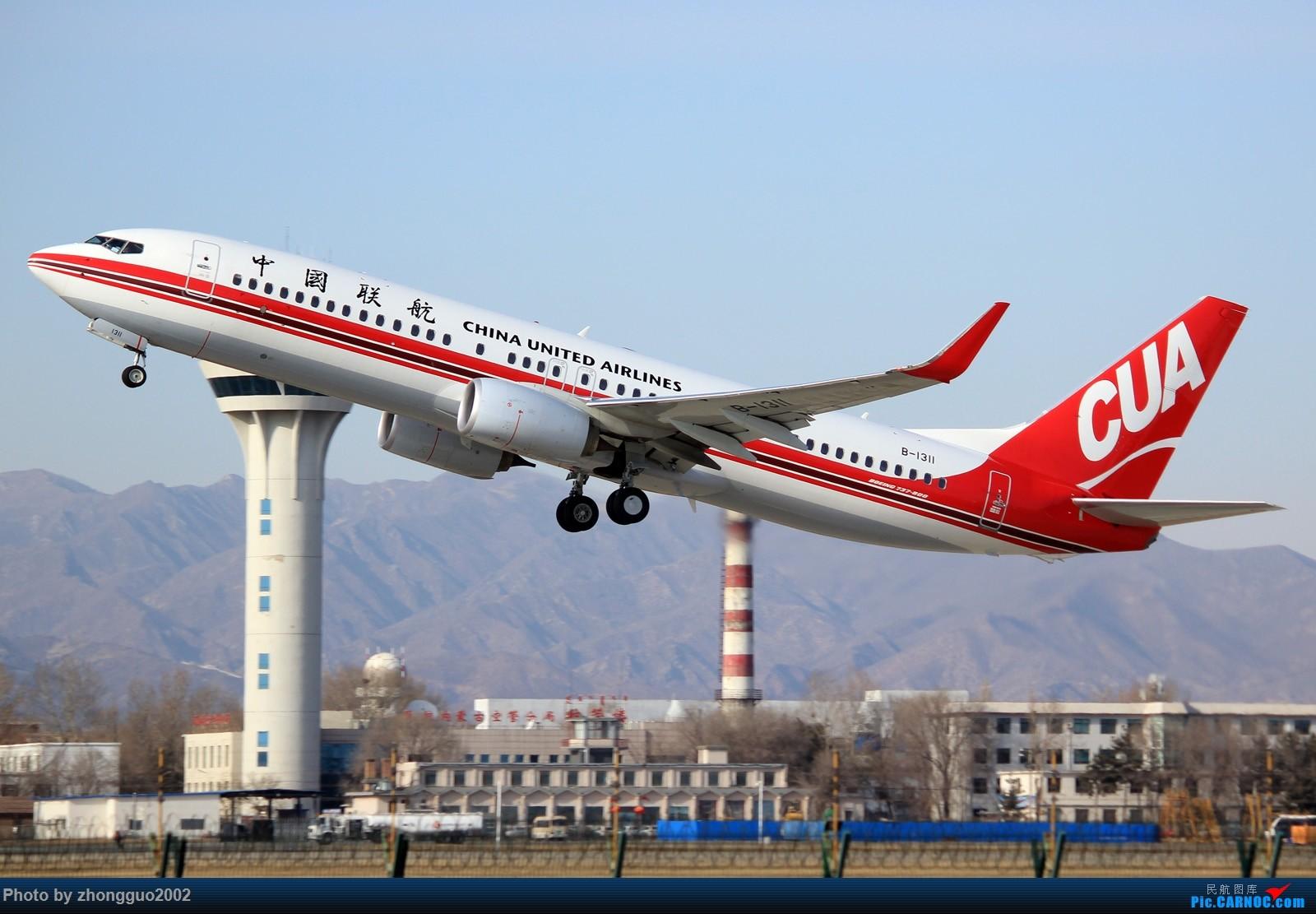 Re:[原创]久违---呼和浩特 BOEING 737-800 B-1311 中国呼和浩特白塔国际机场