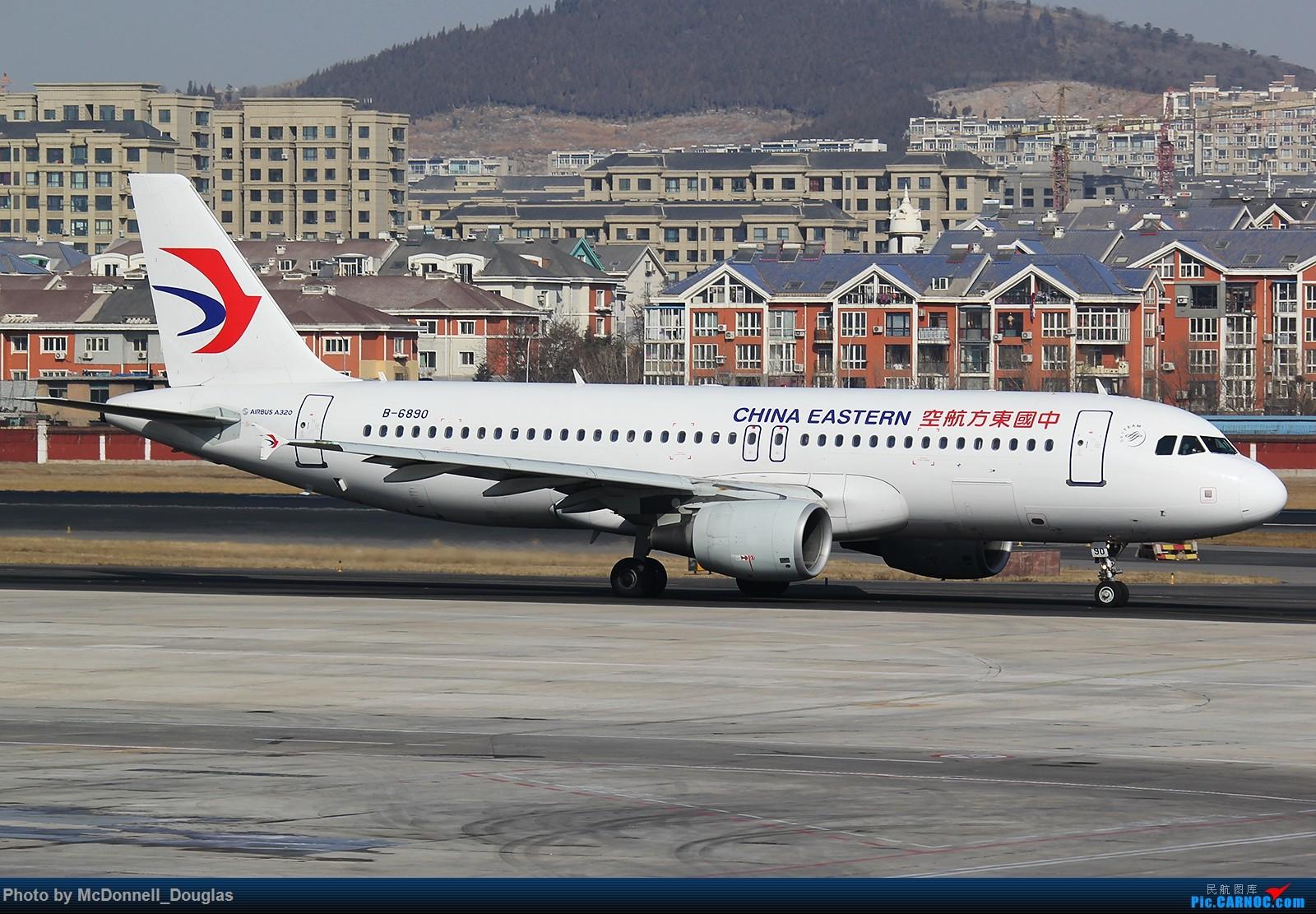 Re:[原创]【上海飞友会】年后发一波图来刷一小些存在感~ AIRBUS A320-214 B-6890 中国大连国际机场