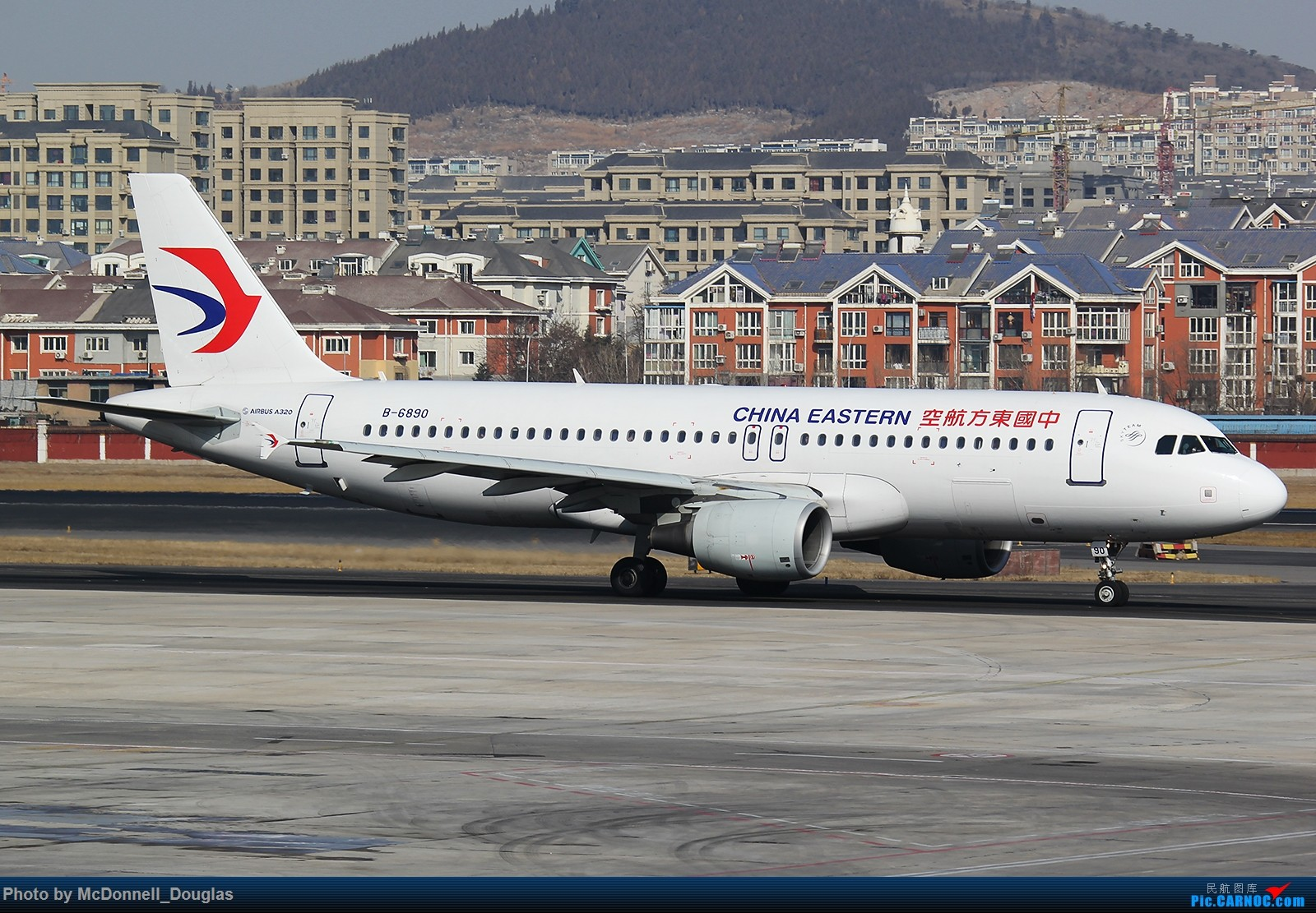 Re:【上海飞友会】年后发一波图来刷一小些存在感~ AIRBUS A320-214 B-6890 中国大连国际机场