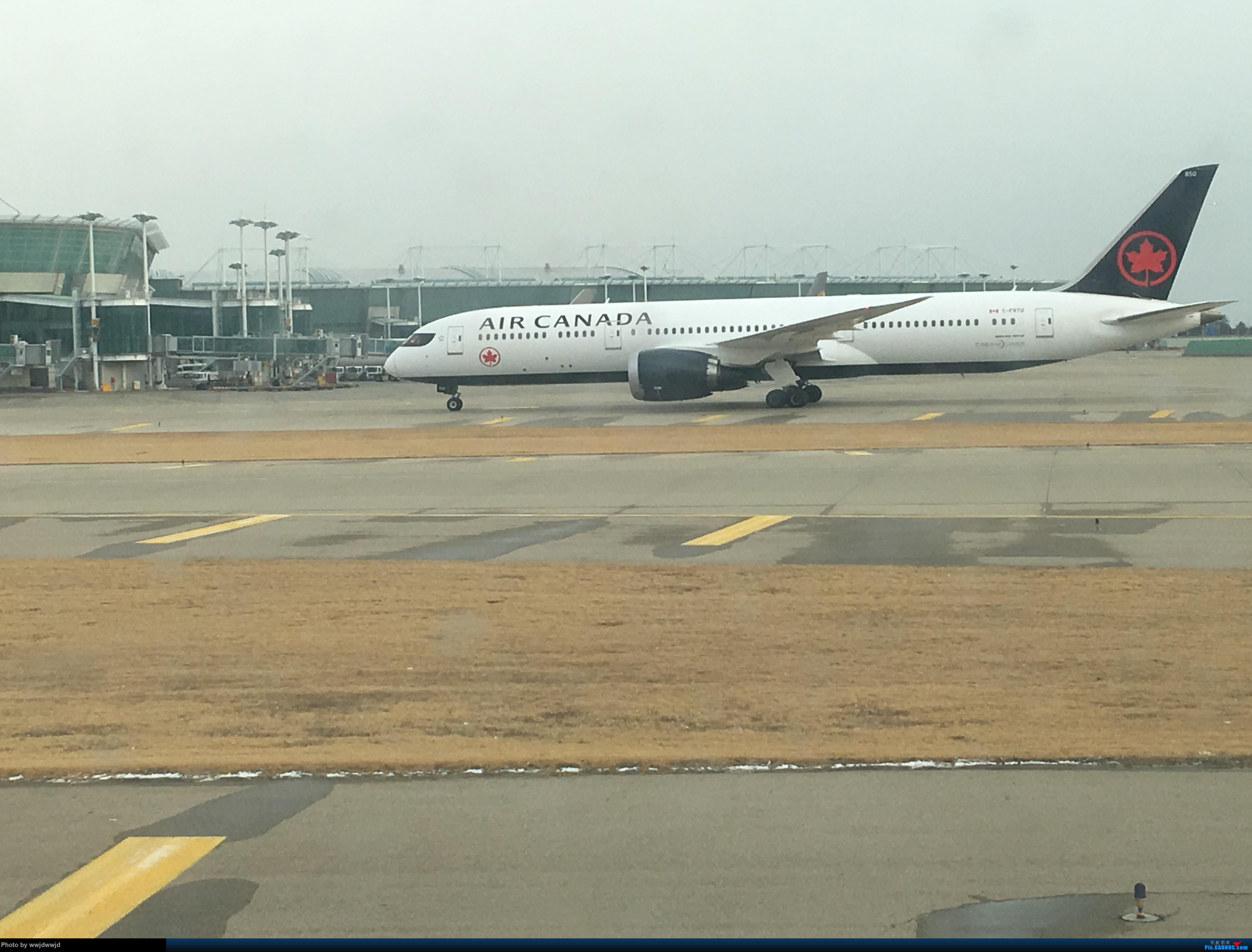 [原创]加航戴墨镜的787 AIRBUS A350