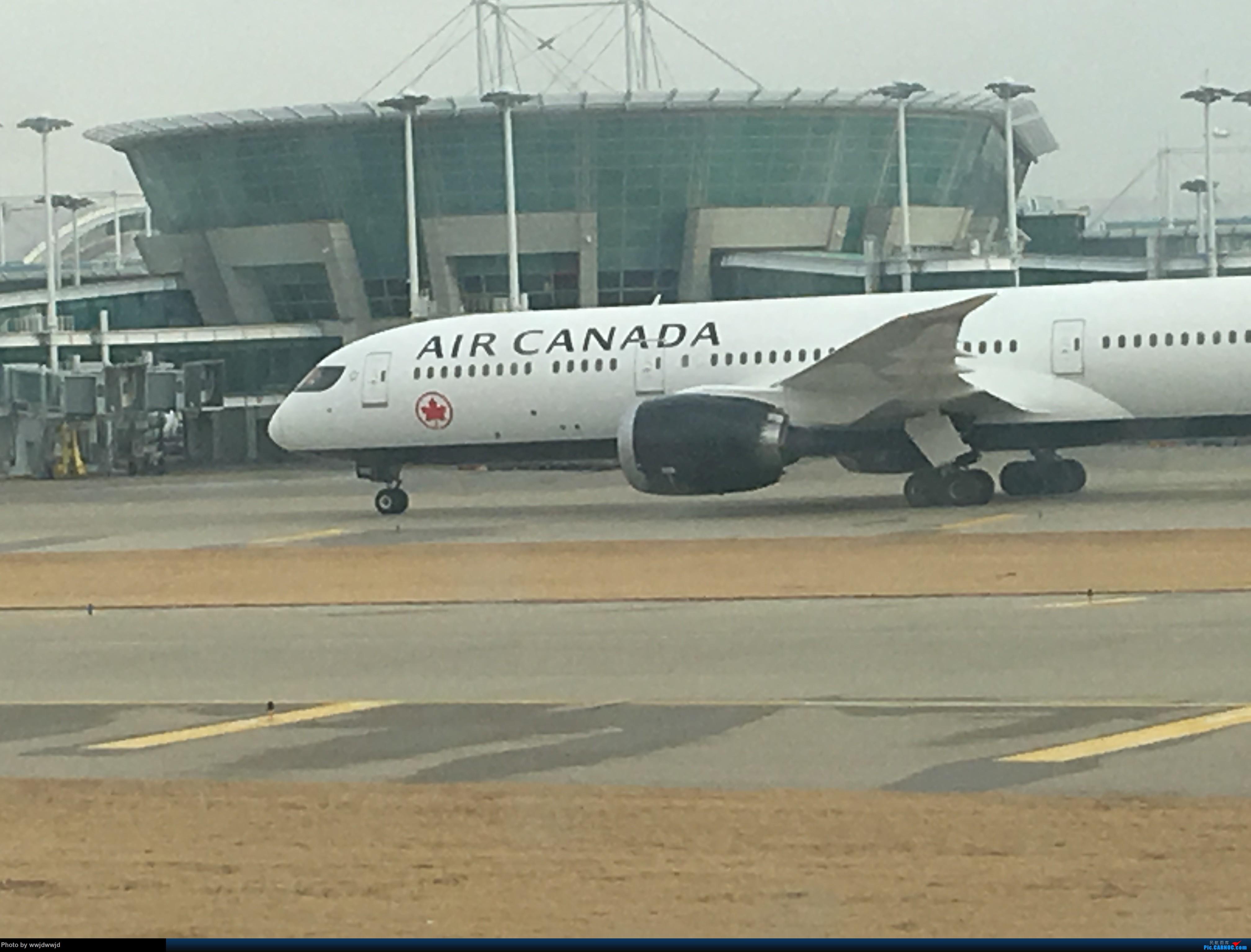 Re:[原创]加航戴墨镜的350 AIRBUS A350