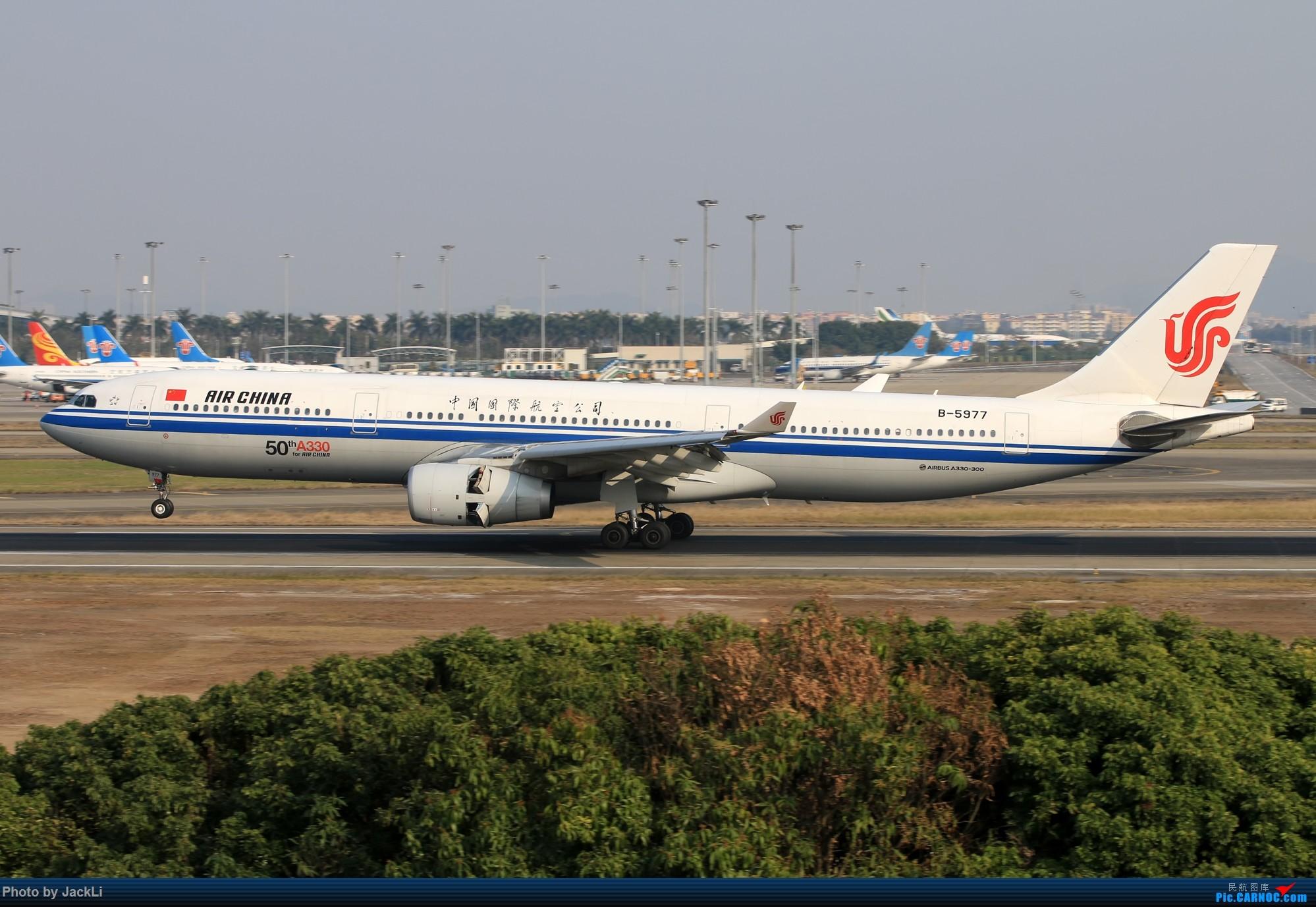 Re:[原创]【JackLi】寒假在白云机场的几次拍机~ AIRBUS A330-300 B-5977 中国广州白云国际机场