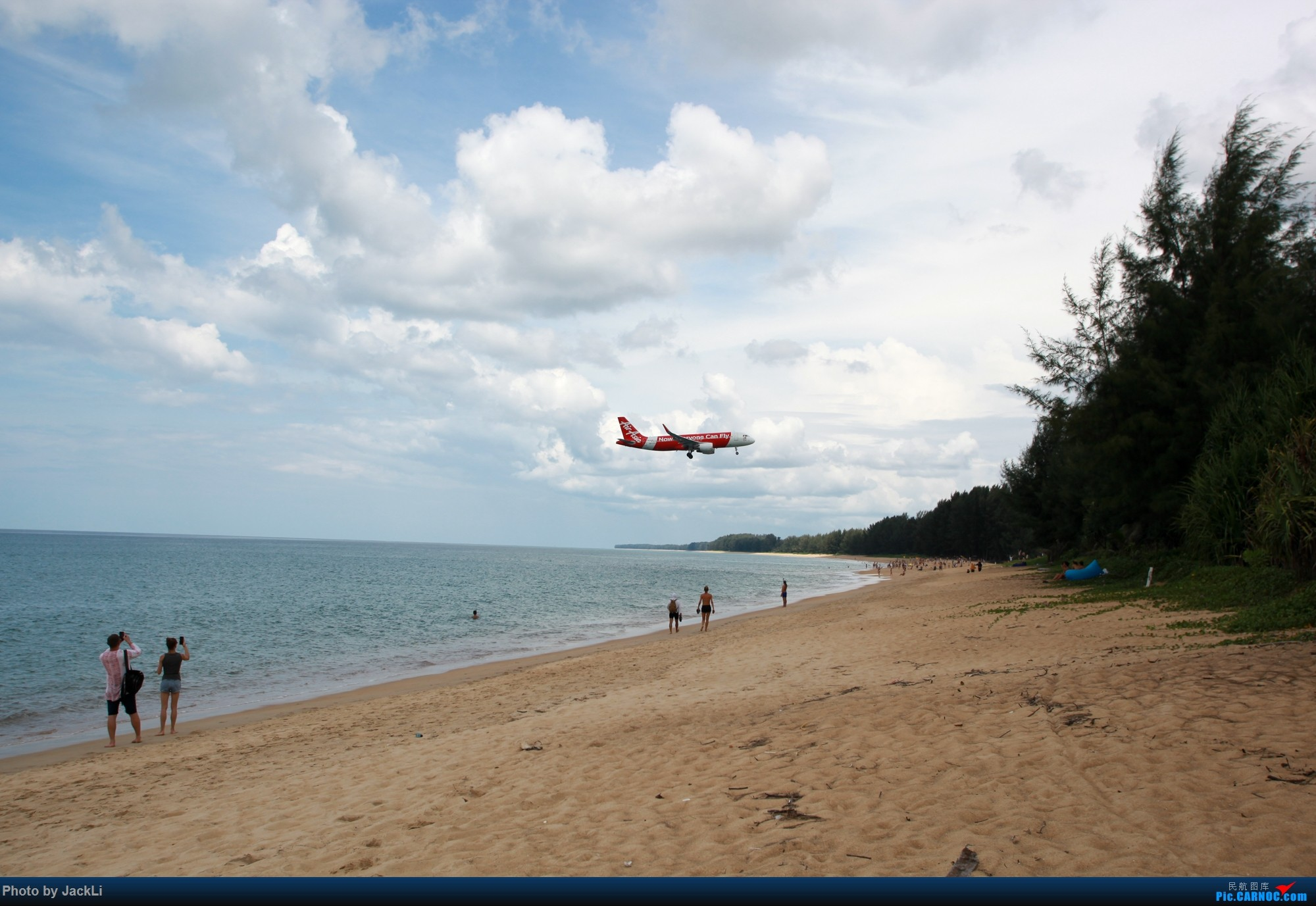 Re:[原创]【JackLi】亚洲圣马丁~普吉岛机场拍机