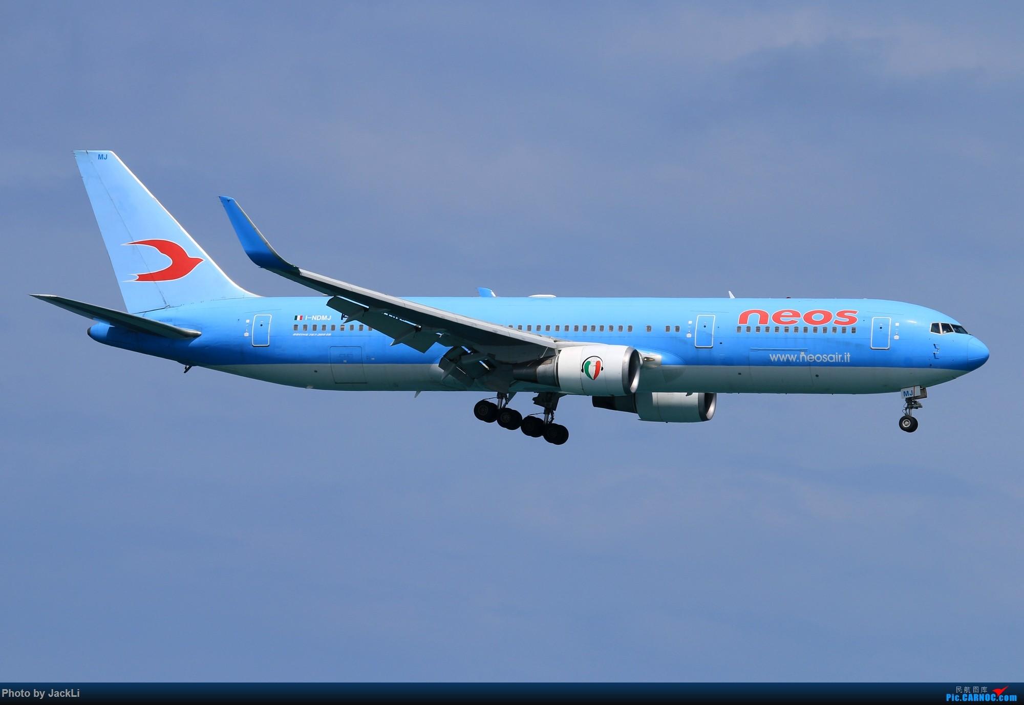 Re:[原创]【JackLi】亚洲圣马丁~普吉岛机场拍机 BOEING 767-300ER I-NDMJ 泰国普吉机场