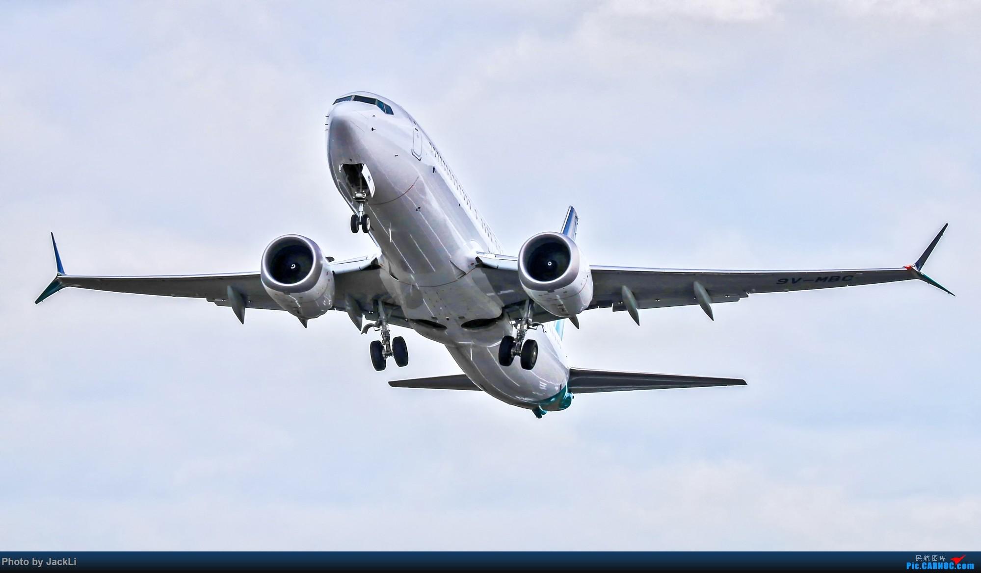 Re:[原创]【JackLi】亚洲圣马丁~普吉岛机场拍机 BOEING 737MAX-8 9V-MBC 泰国普吉机场