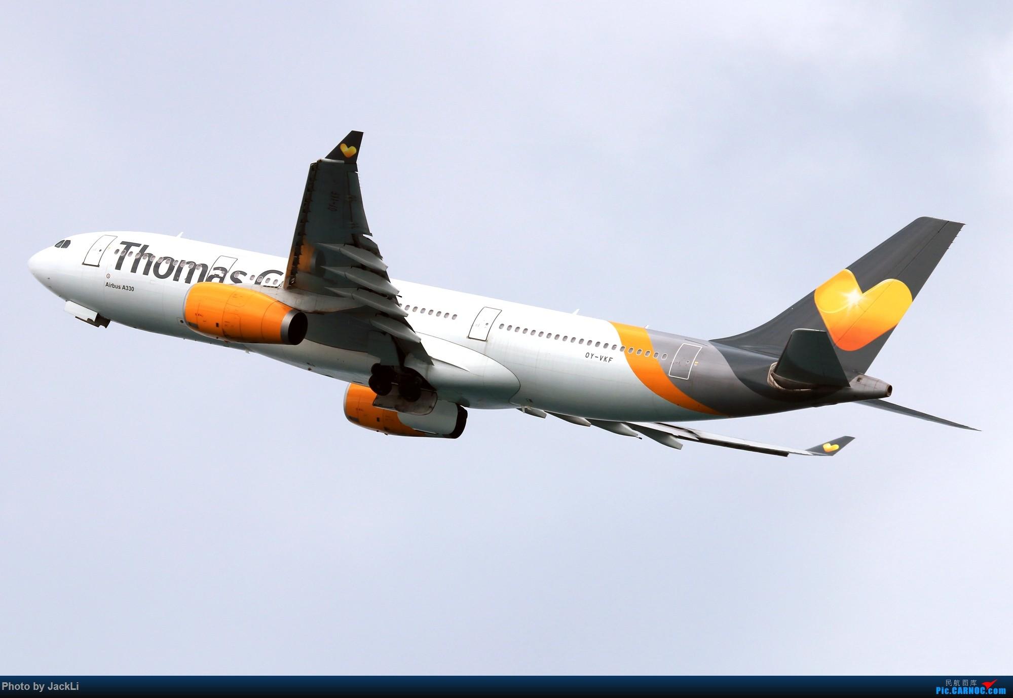 Re:[原创]【JackLi】亚洲圣马丁~普吉岛机场拍机 AIRBUS A320-200 OY-VKF 泰国普吉机场