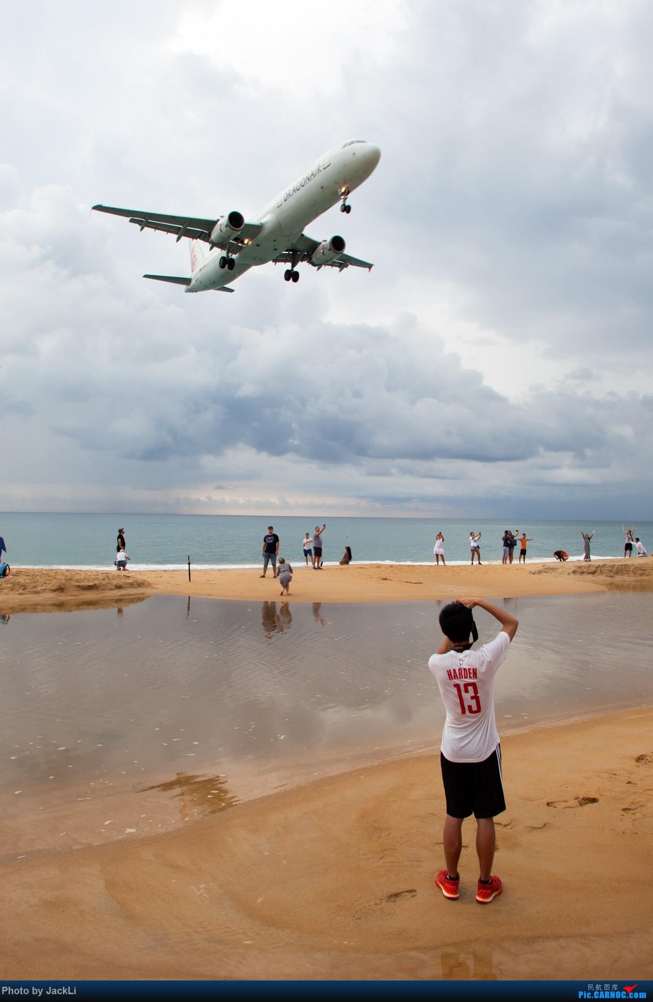 Re:[原创]【JackLi】亚洲圣马丁~普吉岛机场拍机     飞友