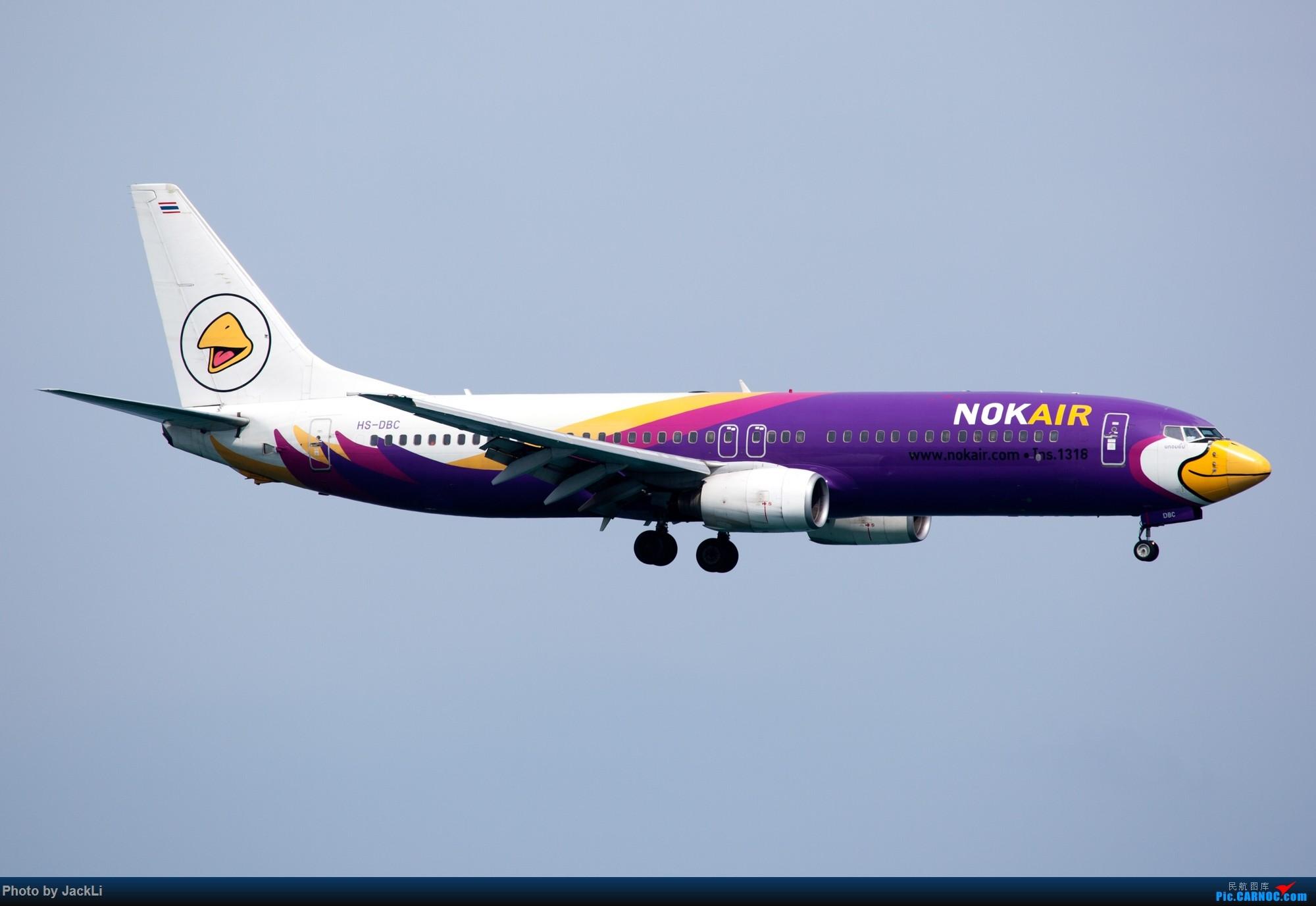 Re:[原创]【JackLi】亚洲圣马丁~普吉岛机场拍机 BOEING 737-800 HS-DBC 泰国普吉机场