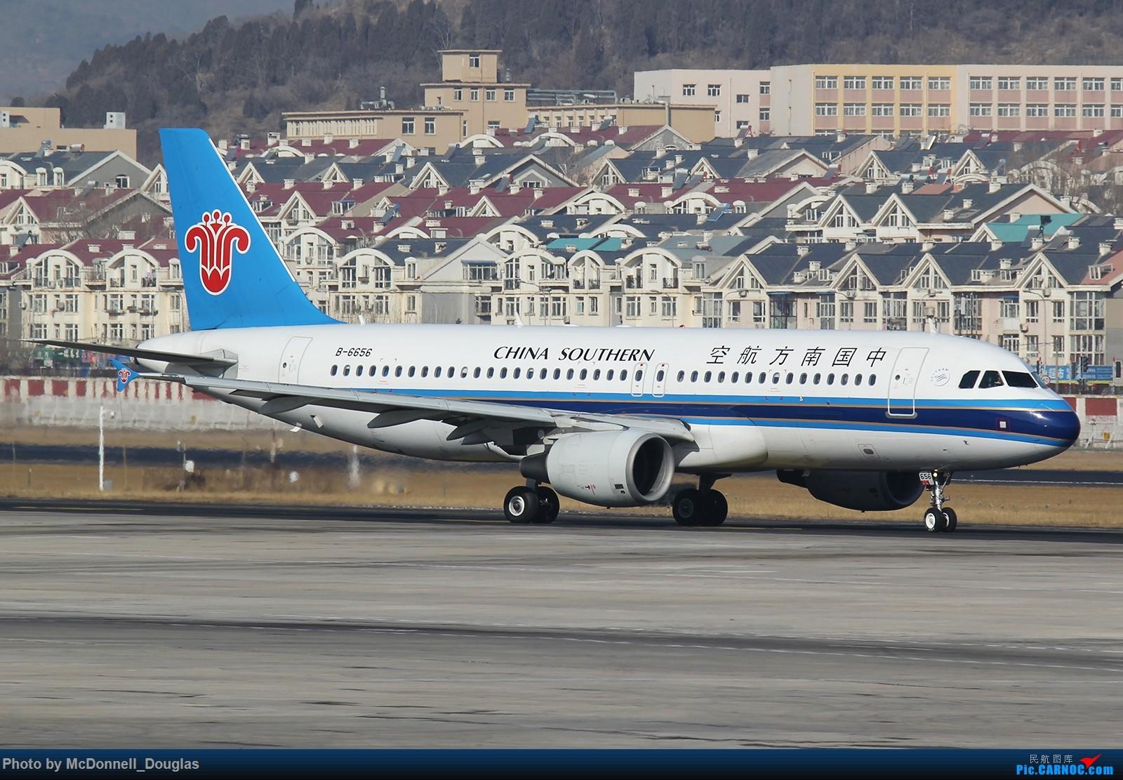 Re:[原创]【上海飞友会】年后发一波图来刷一小些存在感~ AIRBUS A320-214 B-6656 中国大连国际机场