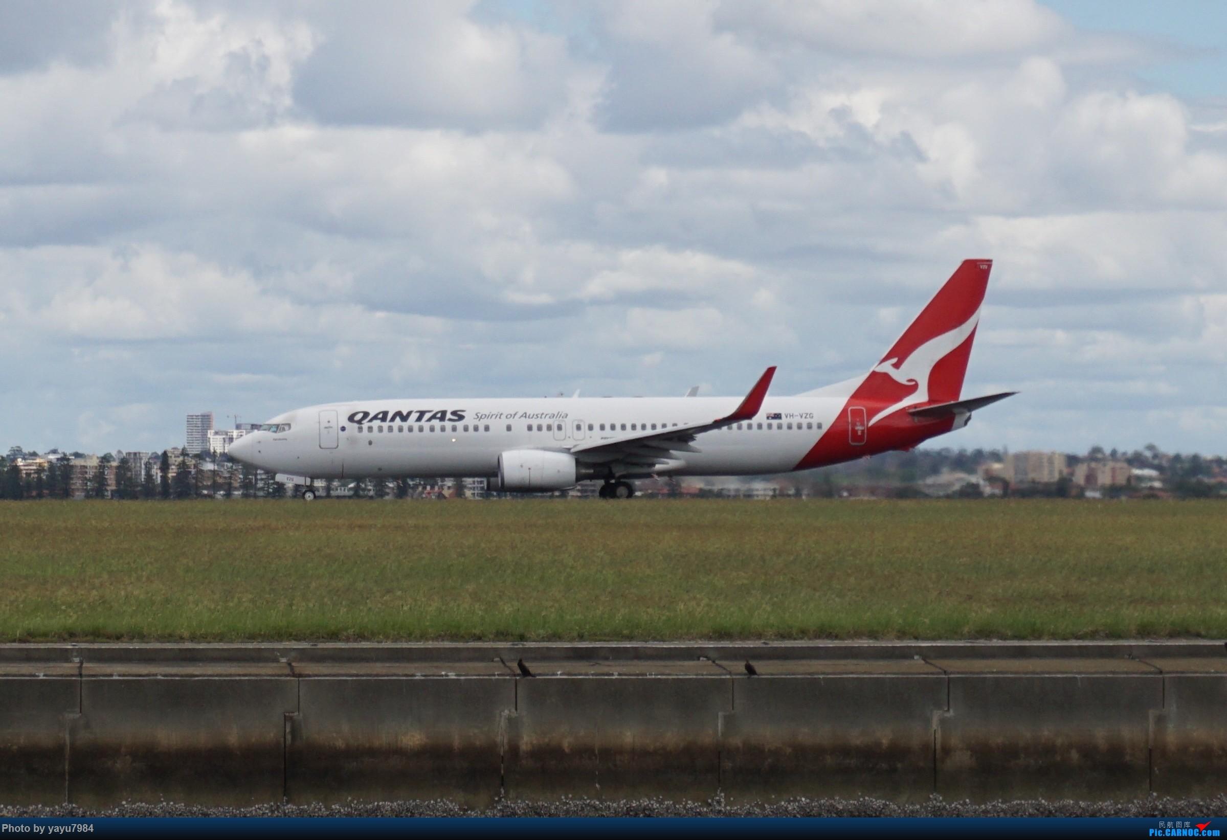 Re:[原创][SYD] 开帖分享一下16L/34R,以及07/25跑道周边的新拍机点位 BOEING 737-800 VH-VZG 澳大利亚悉尼金斯福德·史密斯机场