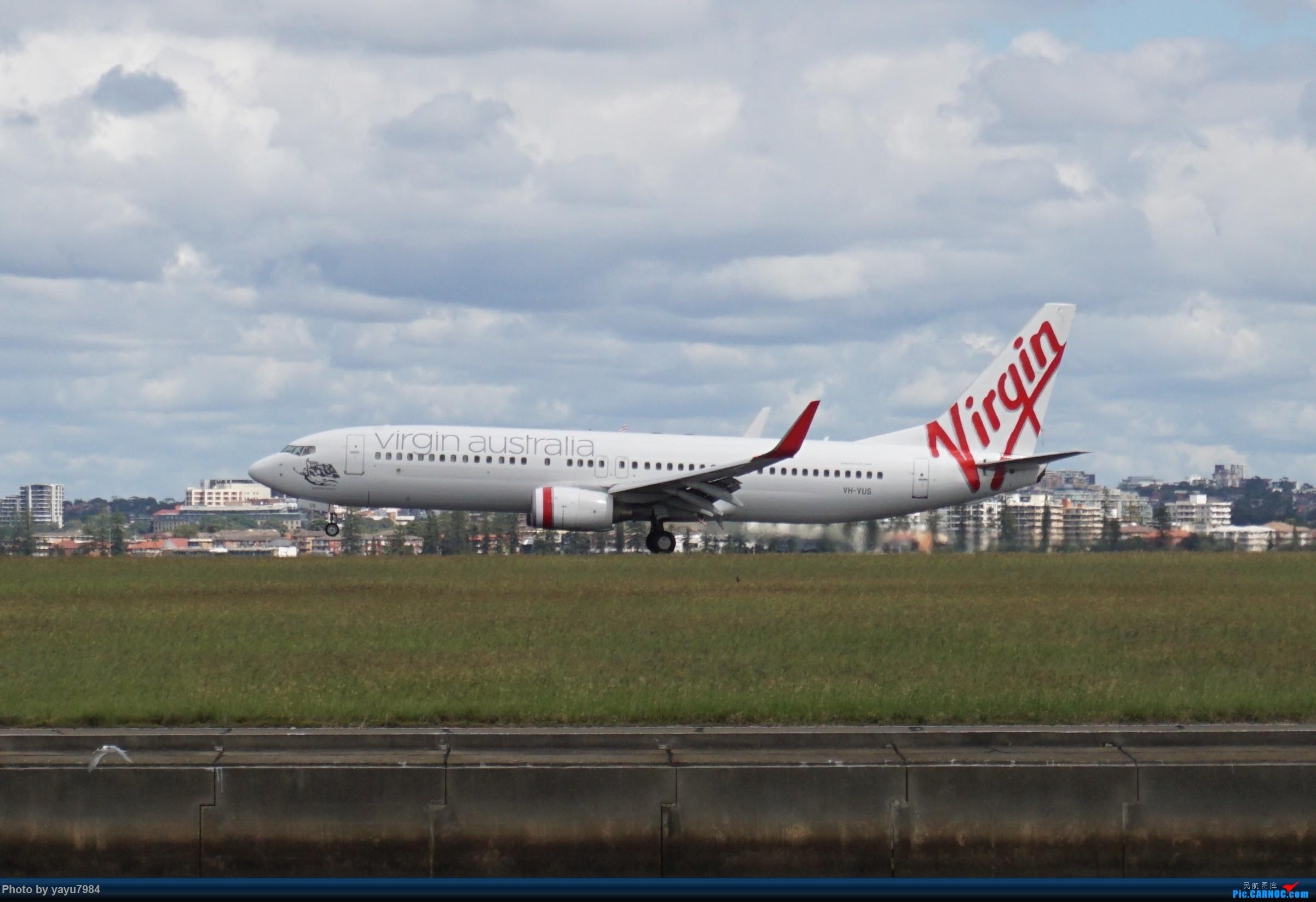 Re:[原创][SYD] 开帖分享一下16L/34R,以及07/25跑道周边的新拍机点位 BOEING 737-800 VH-VUS 澳大利亚悉尼金斯福德·史密斯机场