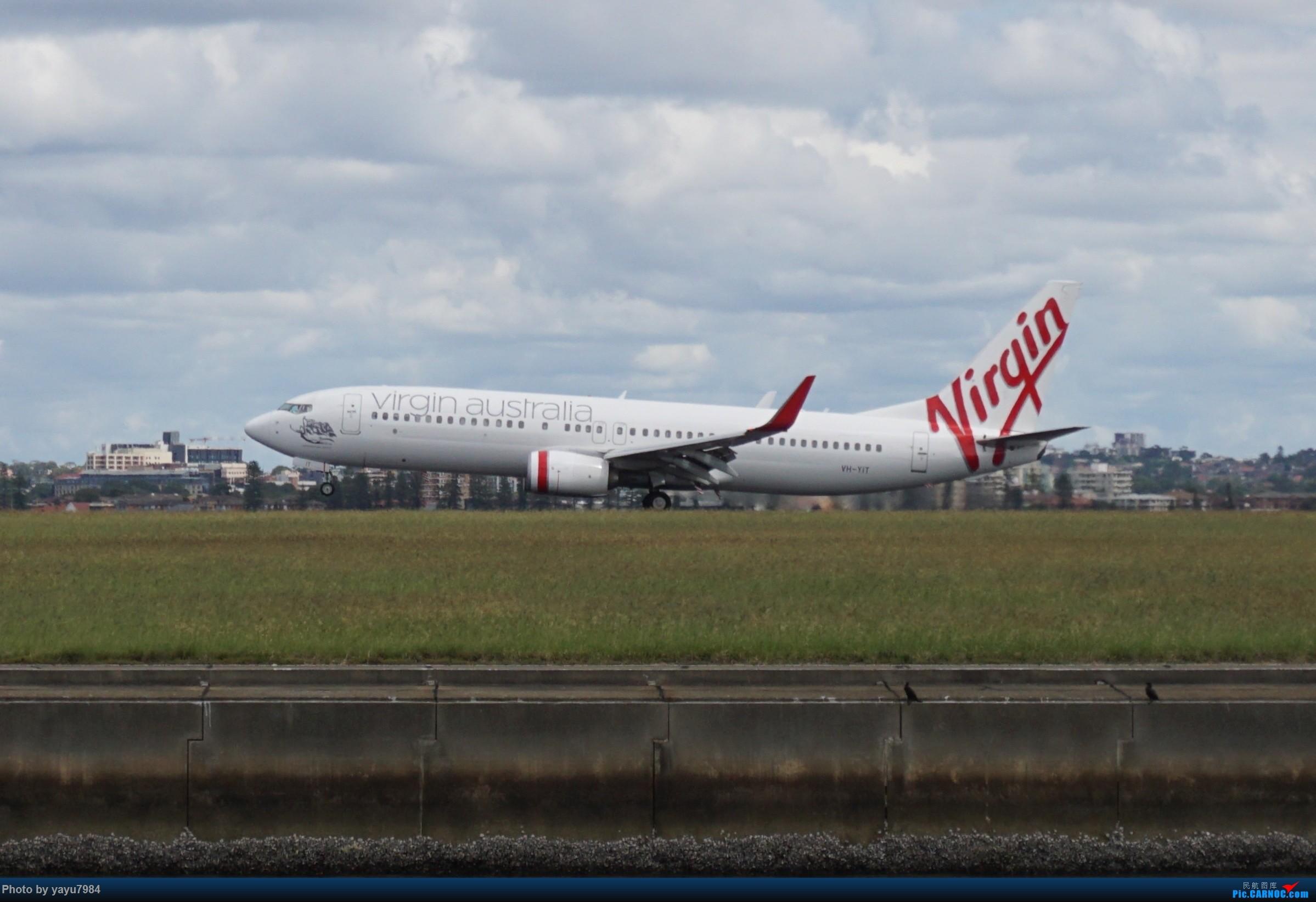Re:[原创][SYD] 开帖分享一下16L/34R,以及07/25跑道周边的新拍机点位 BOEING 737-800 VH-YIT 澳大利亚悉尼金斯福德·史密斯机场