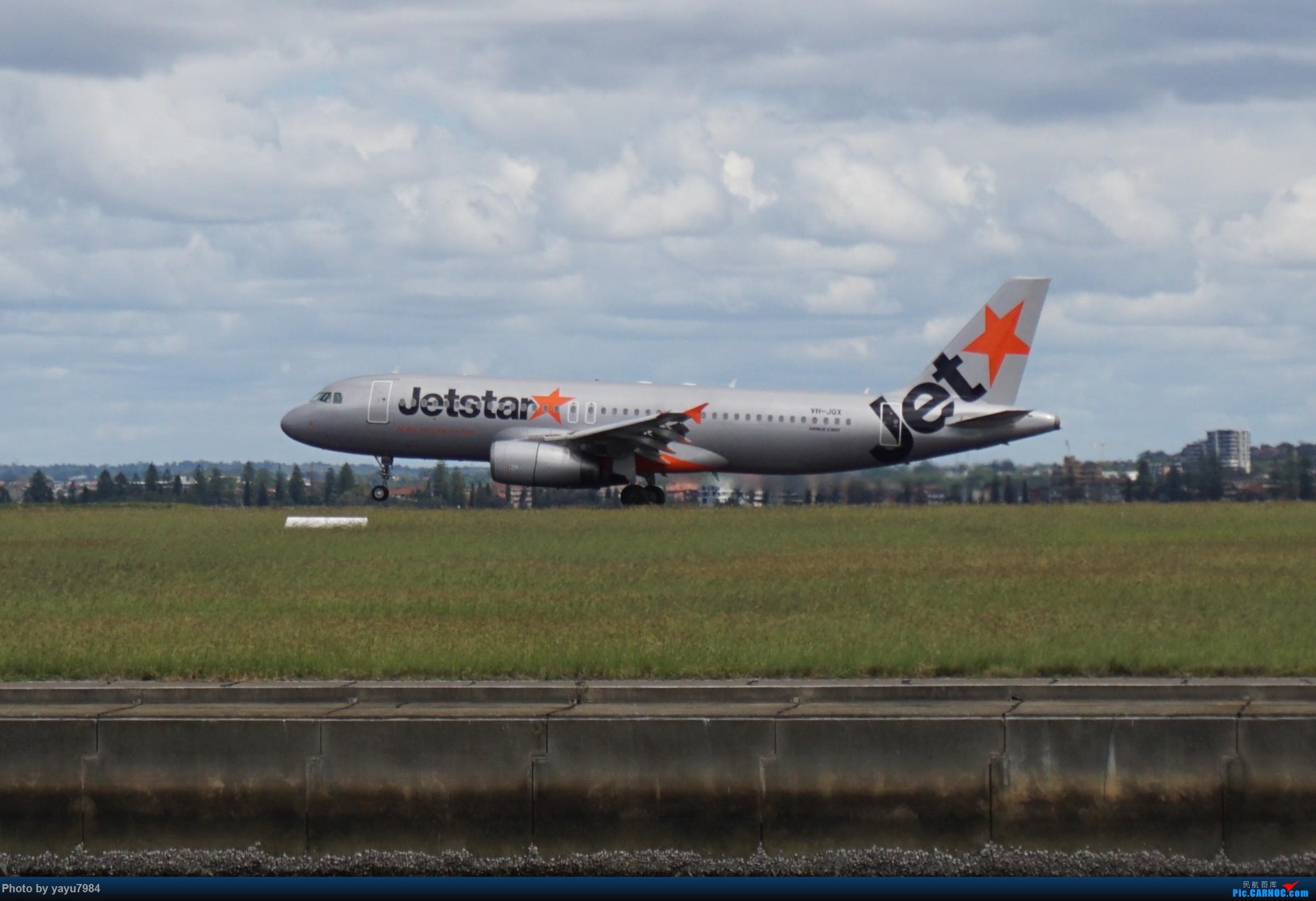 Re:[原创][SYD] 开帖分享一下16L/34R,以及07/25跑道周边的新拍机点位 AIRBUS A320-200 VH-JQX 澳大利亚悉尼金斯福德·史密斯机场