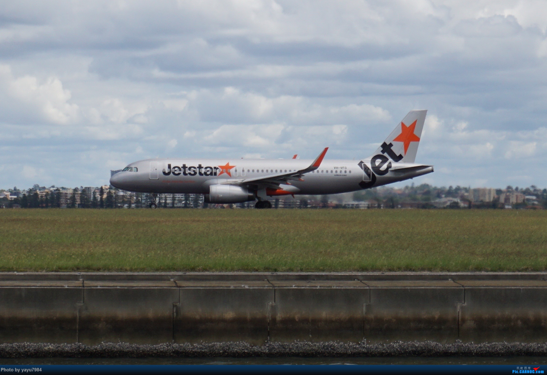 Re:[原创][SYD] 开帖分享一下16L/34R,以及07/25跑道周边的新拍机点位 AIRBUS A320-200 VH-VFO 澳大利亚悉尼金斯福德·史密斯机场