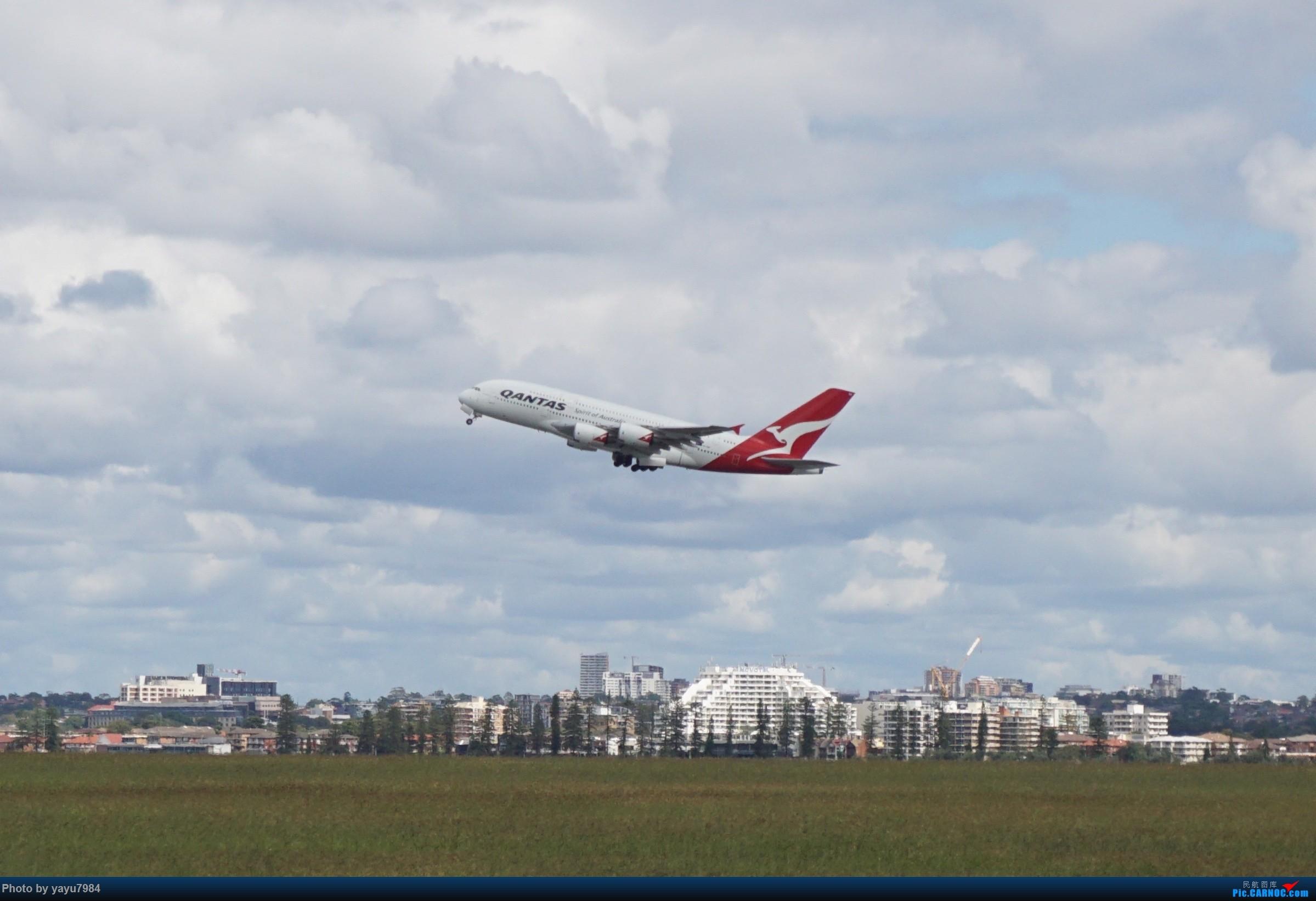 Re:[原创][SYD] 开帖分享一下16L/34R,以及07/25跑道周边的新拍机点位 AIRBUS A380-800 VH-OQK 澳大利亚悉尼金斯福德·史密斯机场