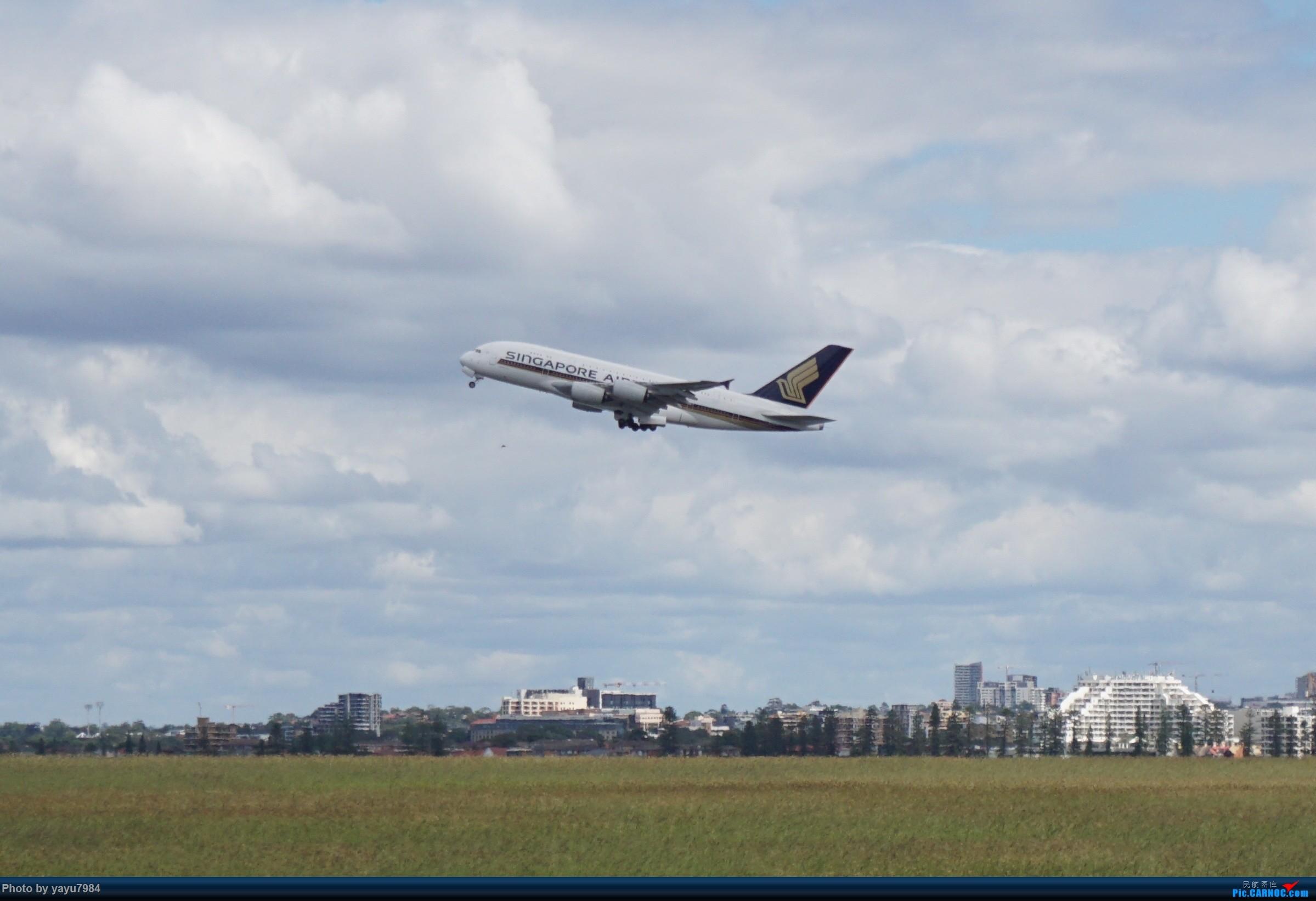 Re:[原创][SYD] 开帖分享一下16L/34R,以及07/25跑道周边的新拍机点位 AIRBUS A380-800 9V-SKU 澳大利亚悉尼金斯福德·史密斯机场