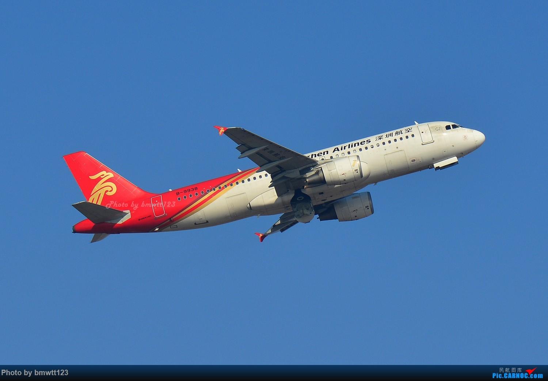 Re:[原创]【SHE沈阳】第43次桃仙拍机!好久没拍了。。。 AIRBUS A320-200 B-9938 中国沈阳桃仙国际机场